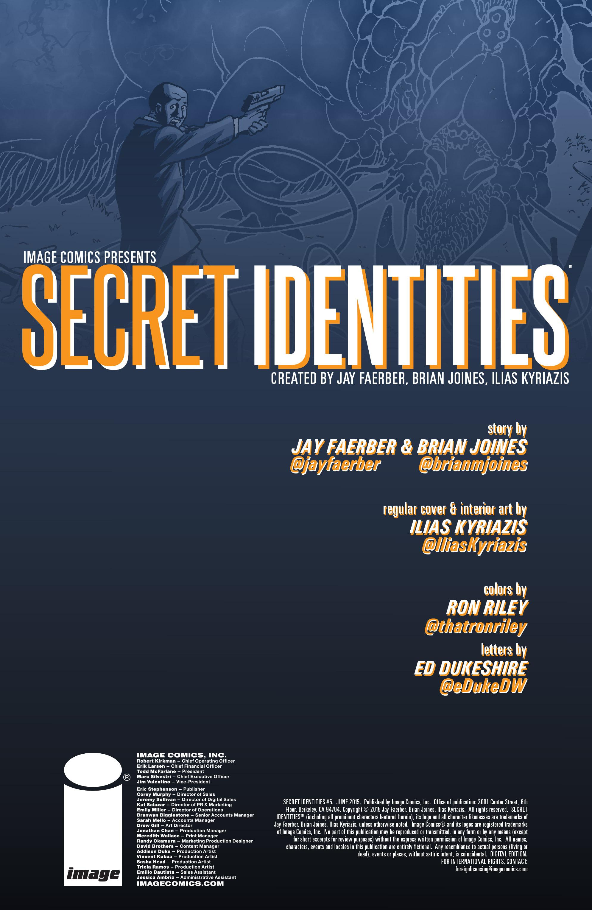 Read online Secret Identities comic -  Issue #5 - 2
