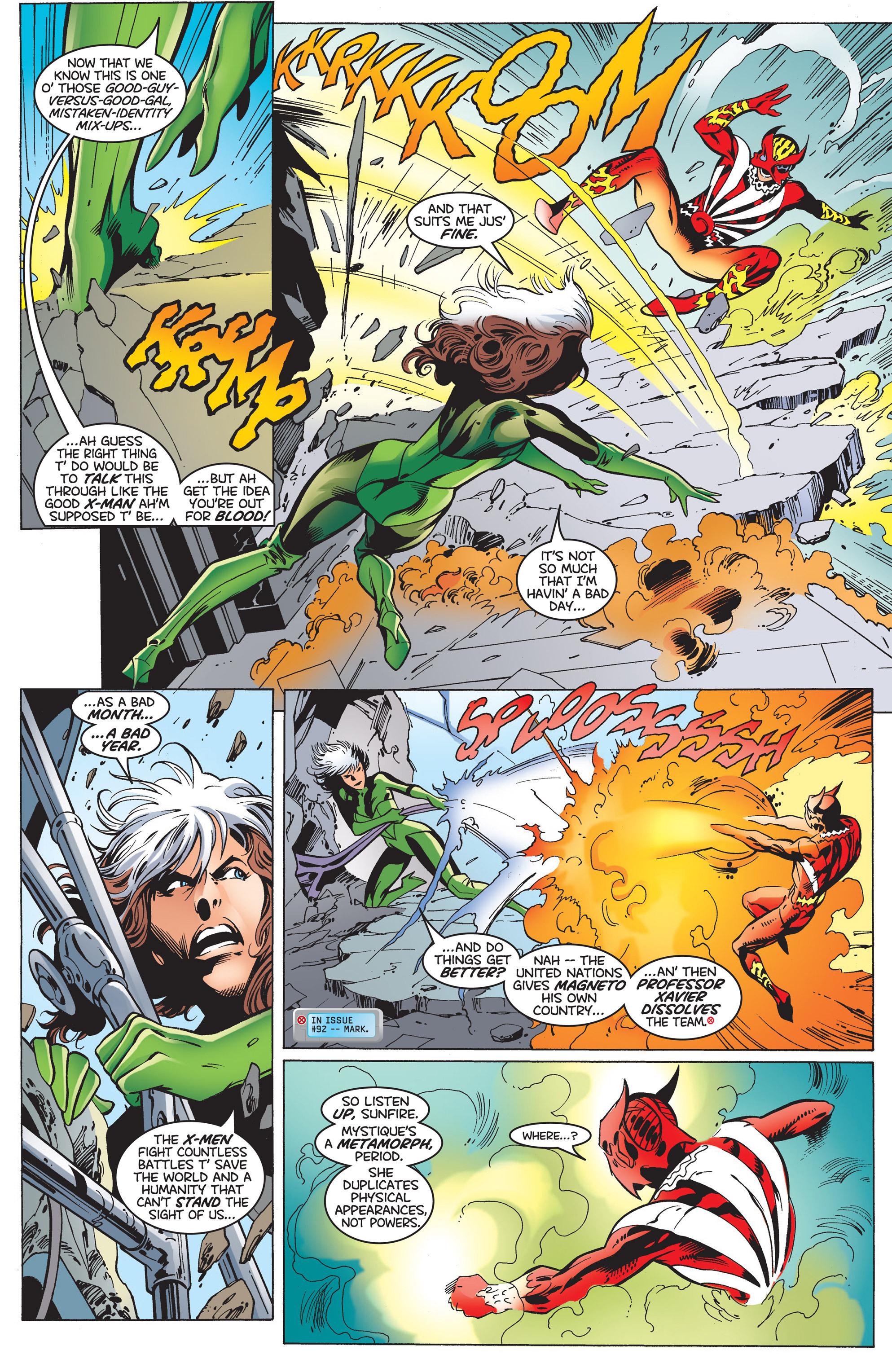 X-Men (1991) 94 Page 2