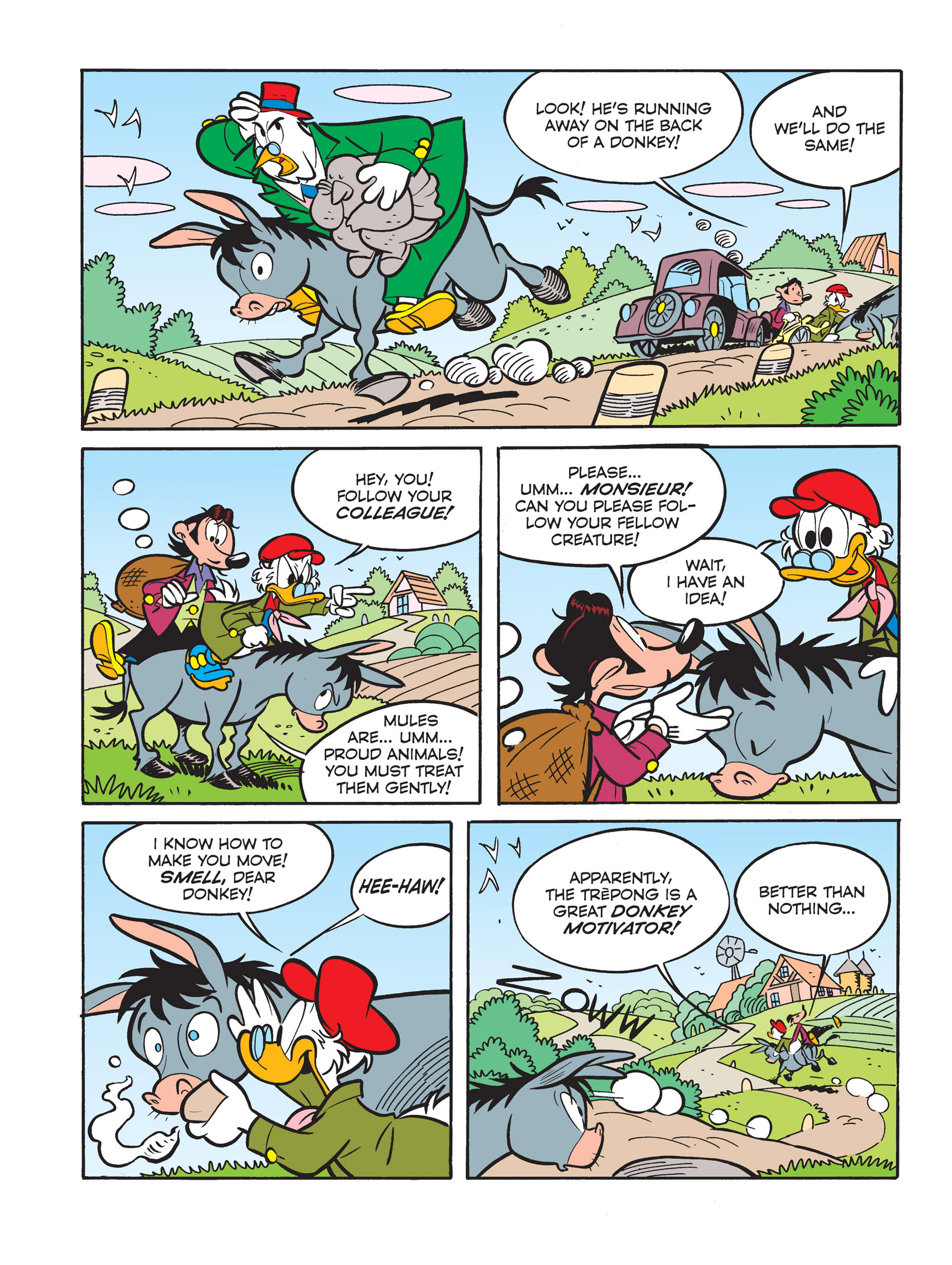 Read online All of Scrooge McDuck's Millions comic -  Issue #6 - 18