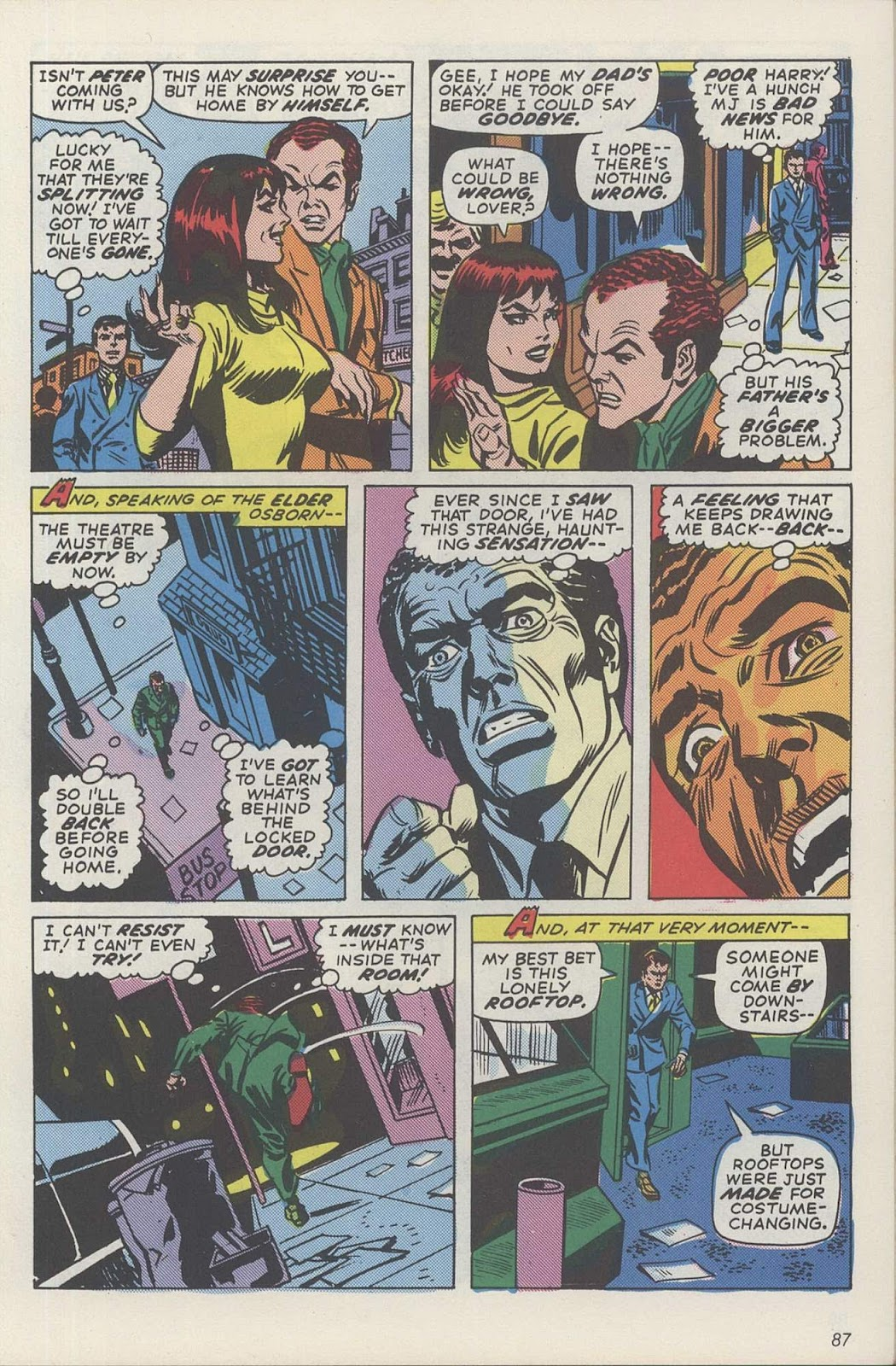 The Amazing Spider-Man (1979) issue TPB - Page 89