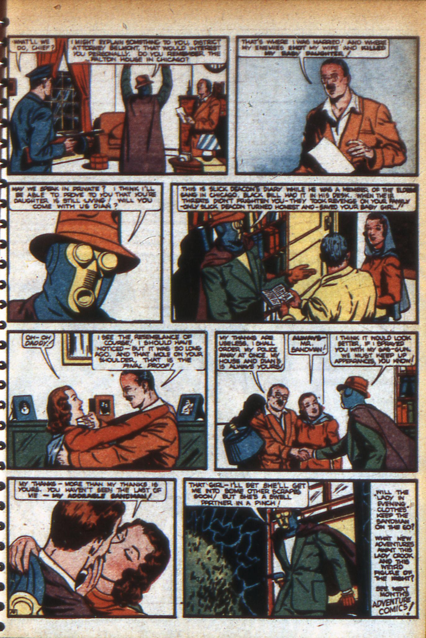 Read online Adventure Comics (1938) comic -  Issue #47 - 14