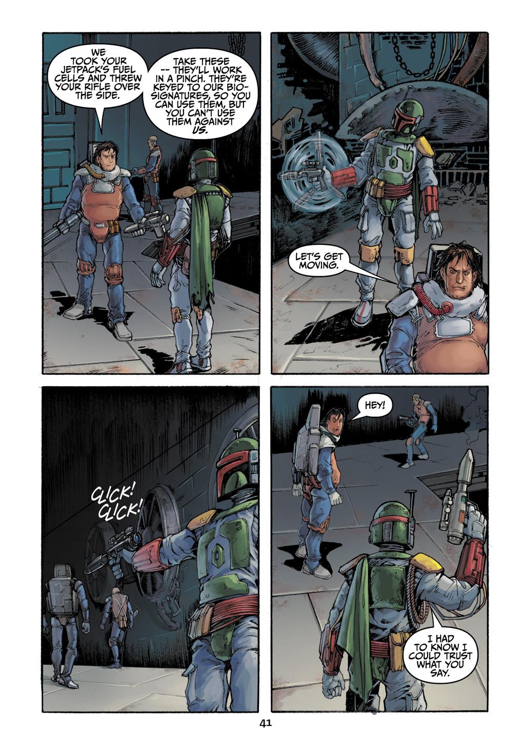 Read online Star Wars Omnibus comic -  Issue # Vol. 33 - 359