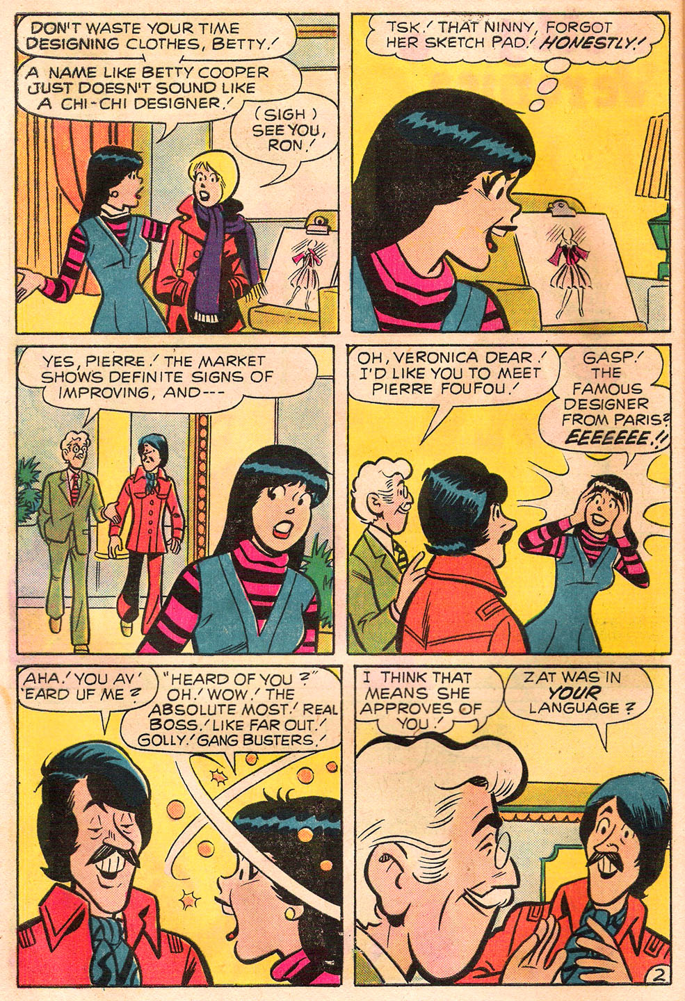 Read online Archie's Girls Betty and Veronica comic -  Issue #245 - 30