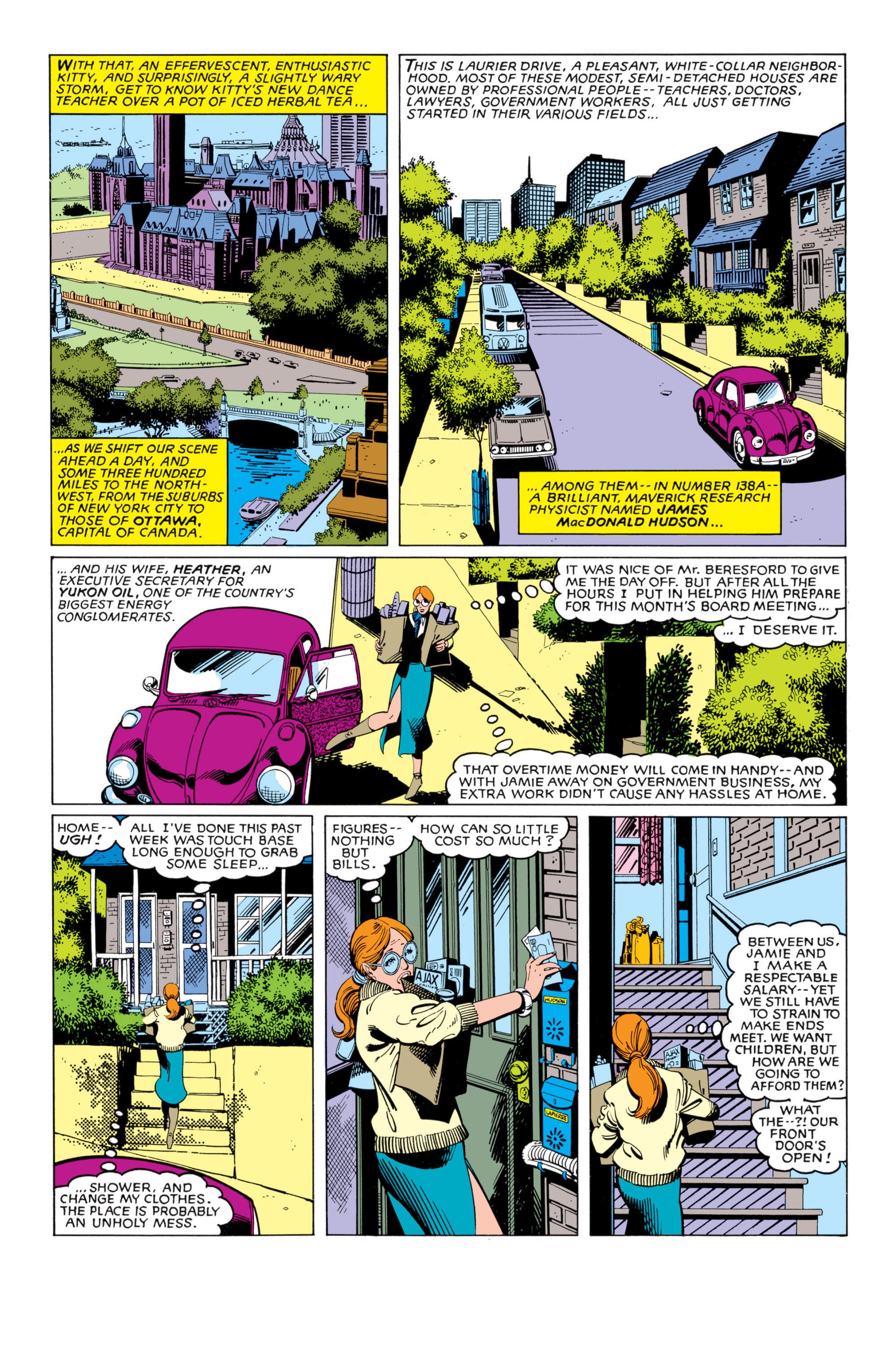 Uncanny X-Men (1963) 139 Page 10