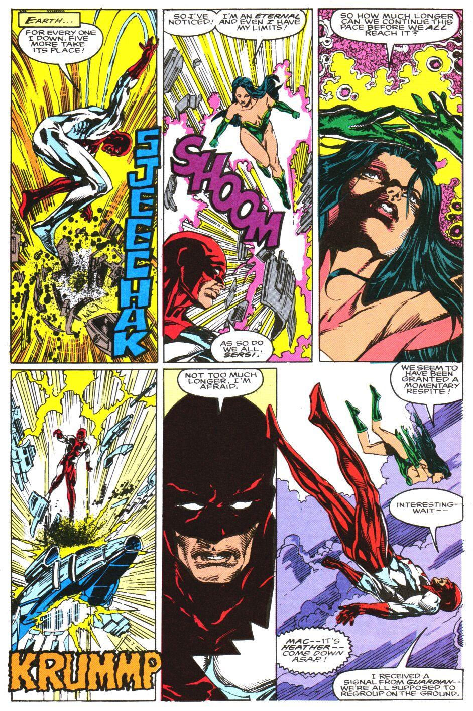 Read online Alpha Flight Special comic -  Issue #3 - 14
