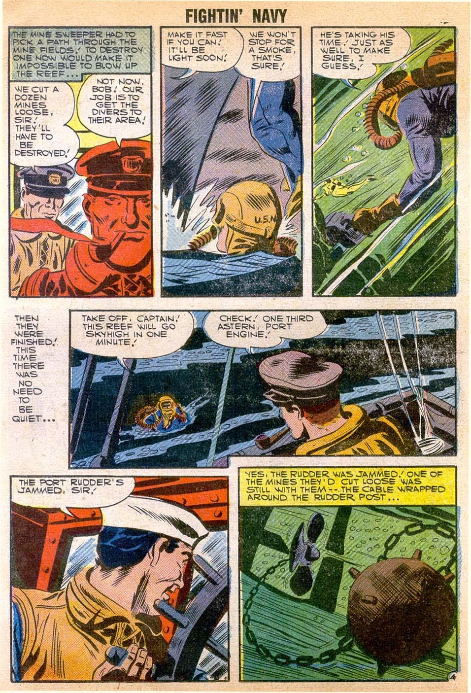 Read online Fightin' Navy comic -  Issue #79 - 14