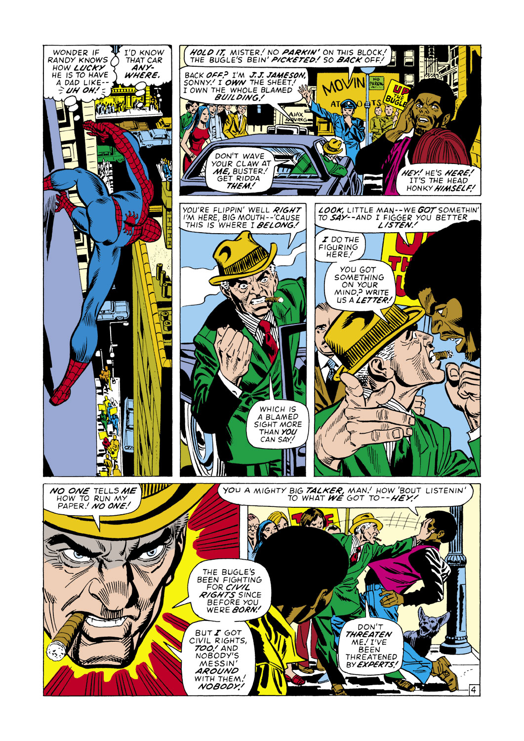 The Amazing Spider-Man (1963) 105 Page 4