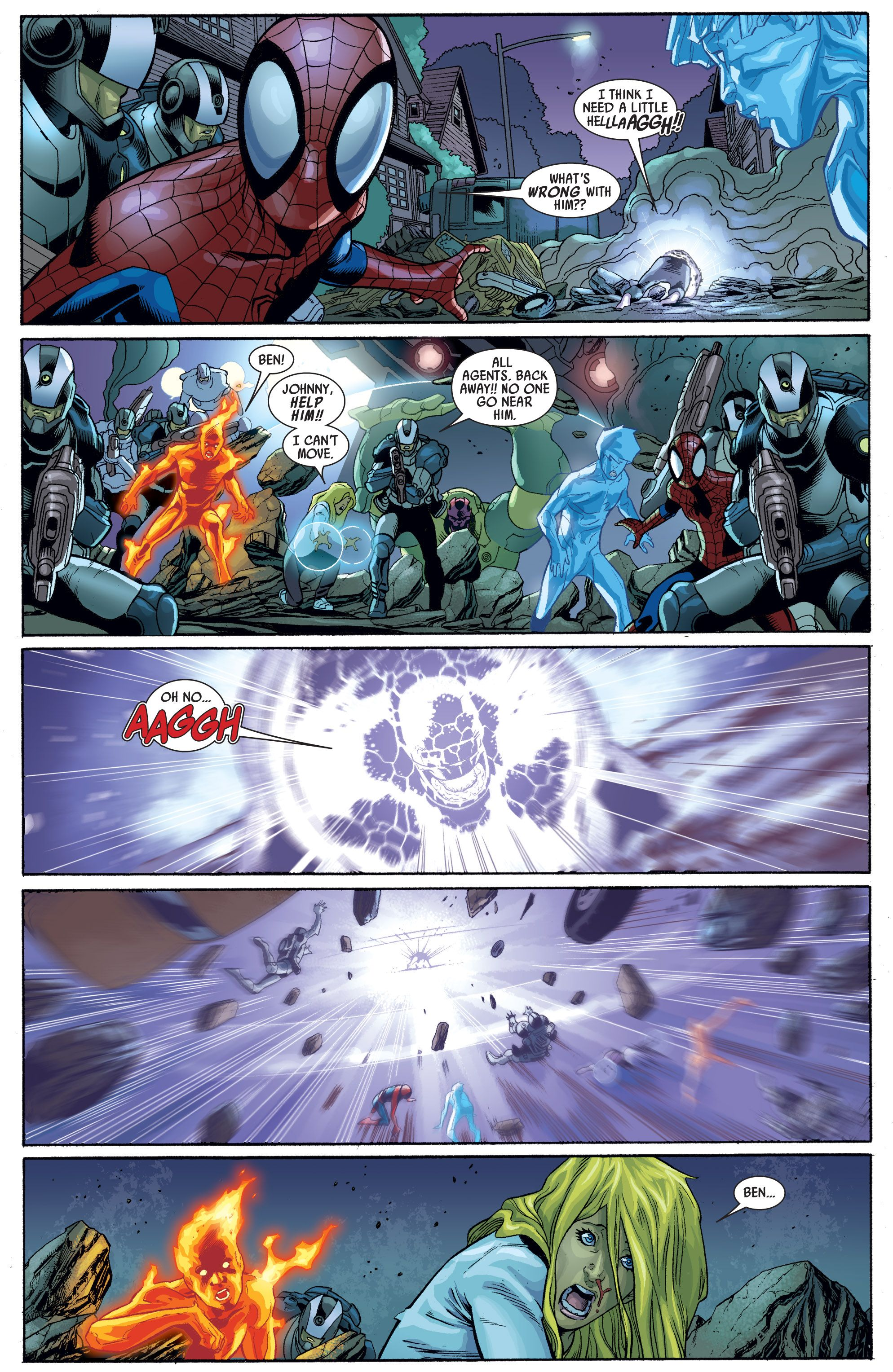 Read online Ultimate Comics Doomsday comic -  Issue # Full - 64
