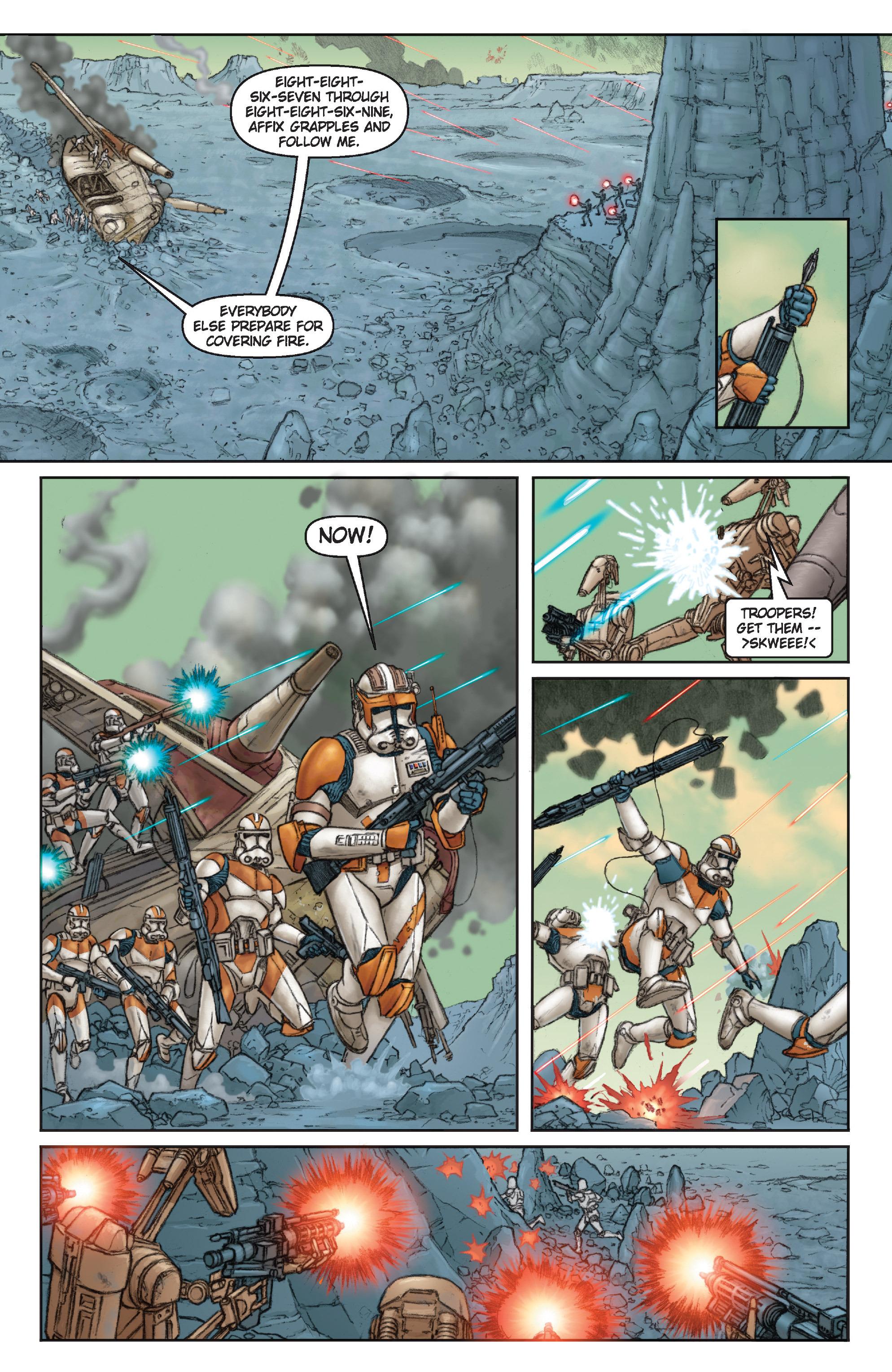 Read online Star Wars Omnibus comic -  Issue # Vol. 26 - 351