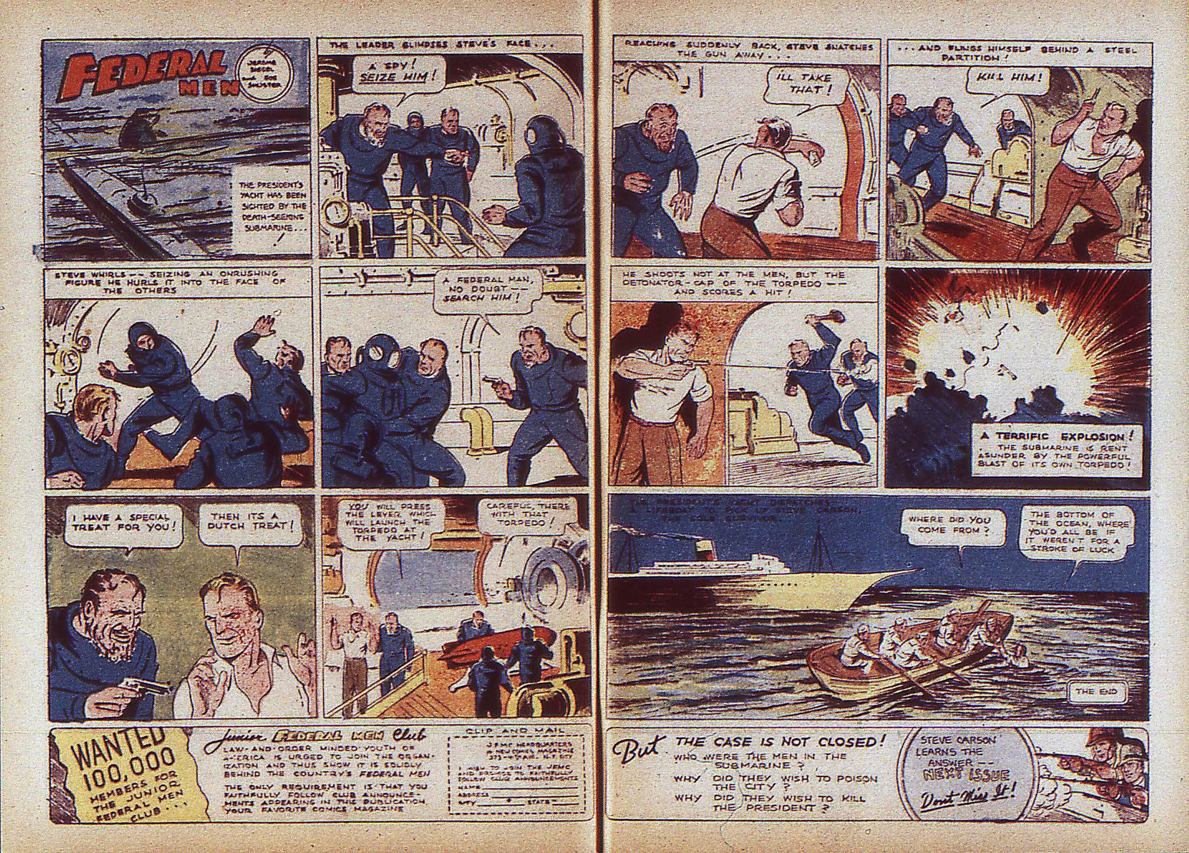 Read online Adventure Comics (1938) comic -  Issue #5 - 41