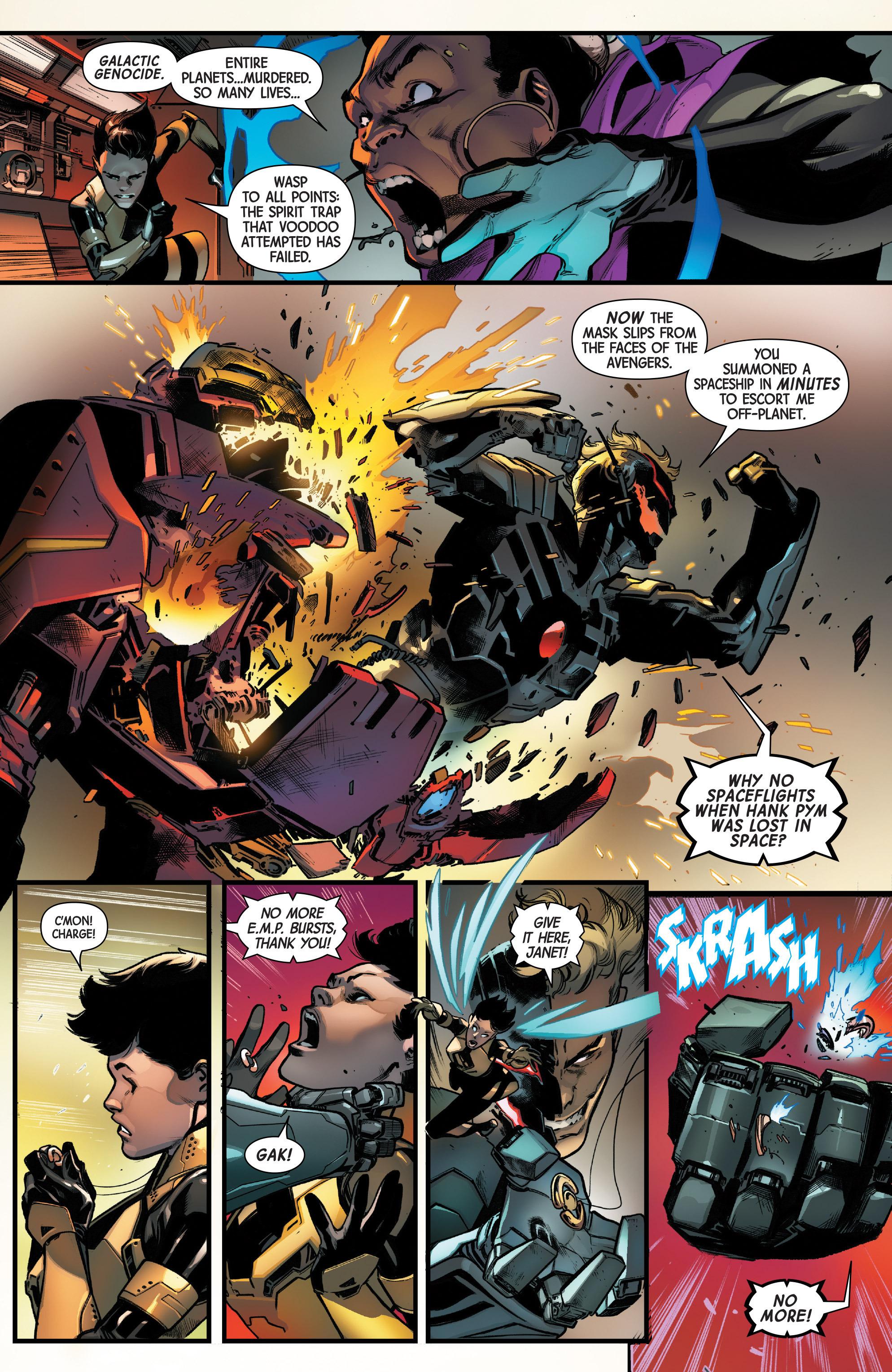 Read online Uncanny Avengers [II] comic -  Issue #12 - 9