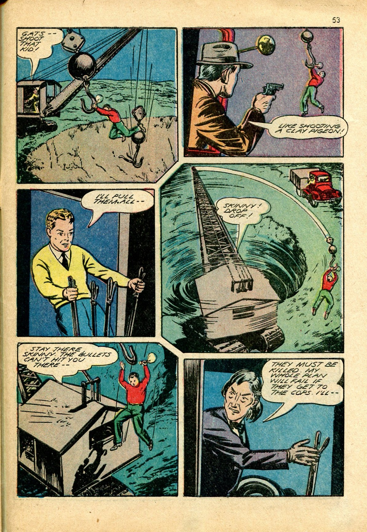 Read online Shadow Comics comic -  Issue #24 - 45