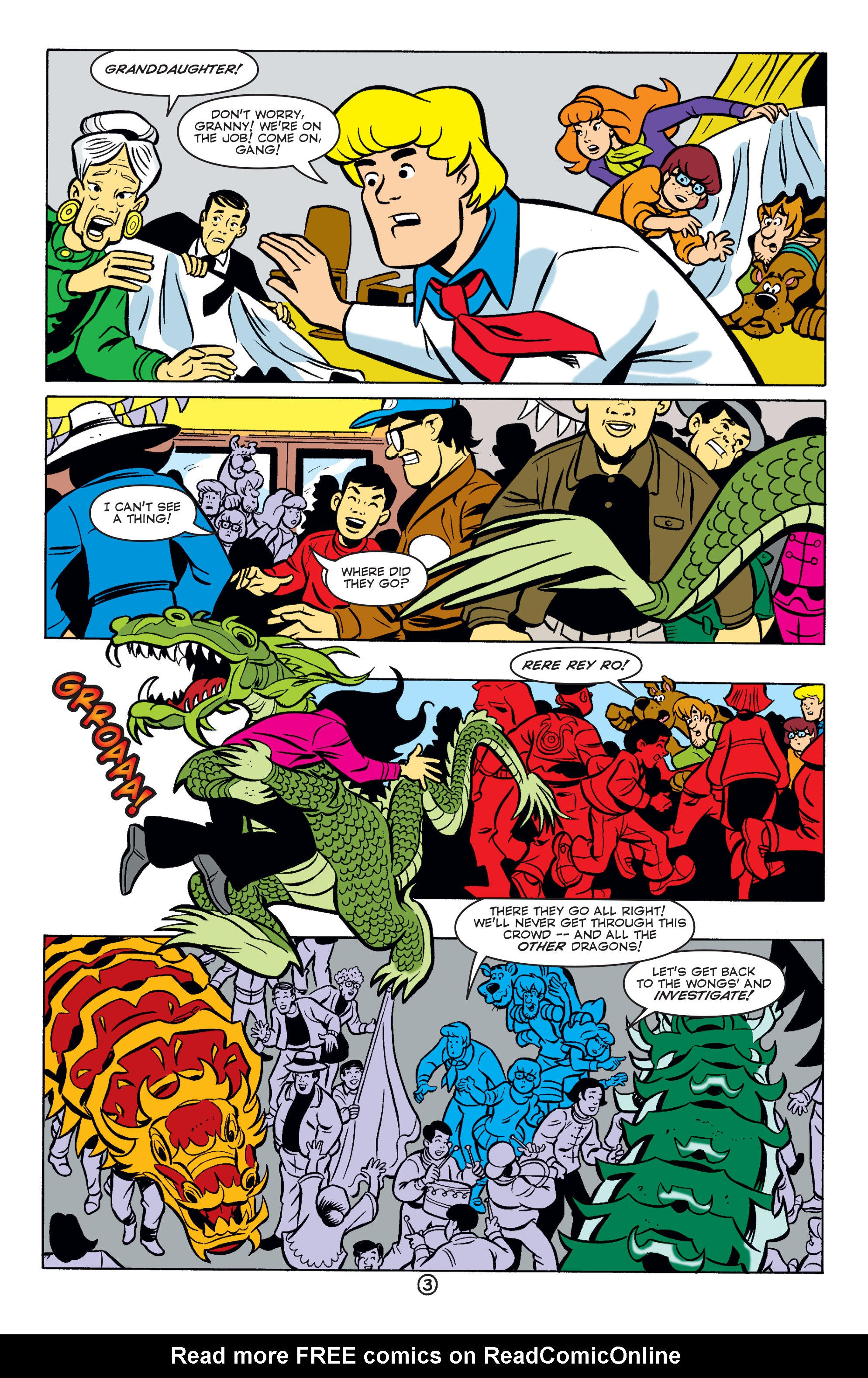 Read online Scooby-Doo (1997) comic -  Issue #57 - 4