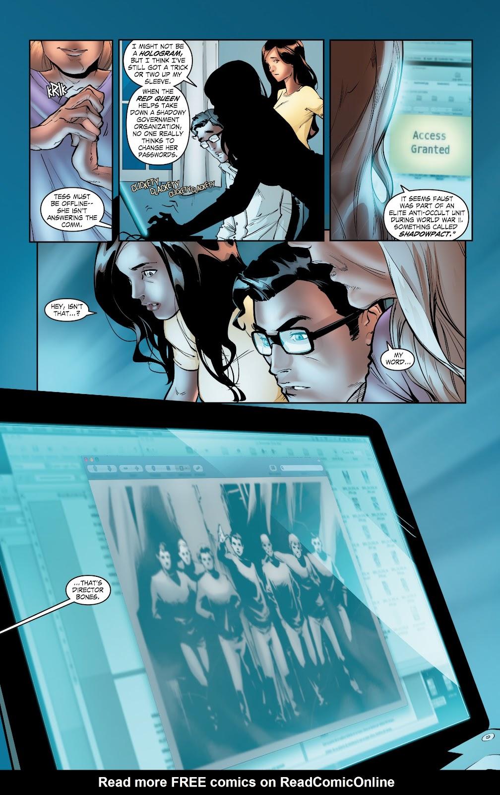 Read online Smallville Season 11 [II] comic -  Issue # TPB 5 - 51