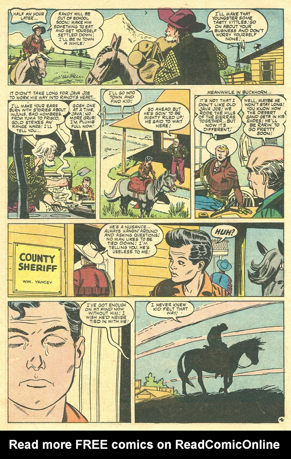 The Rawhide Kid (1955) issue 5 - Page 6