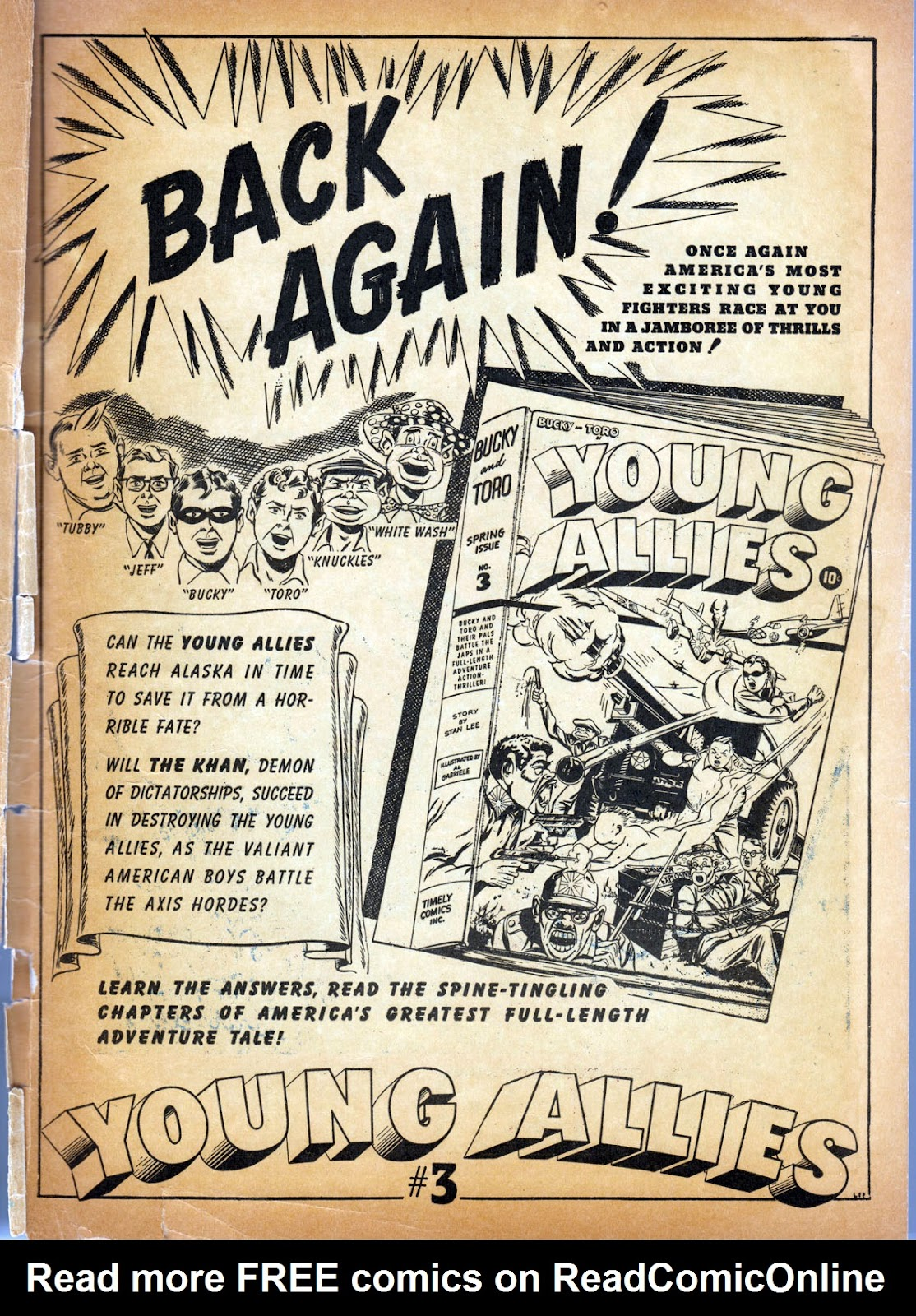 Read online Comedy Comics (1942) comic -  Issue #10 - 67