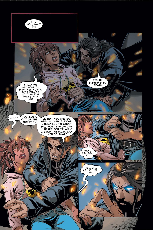 Read online Amazing Fantasy (2004) comic -  Issue #2 - 2