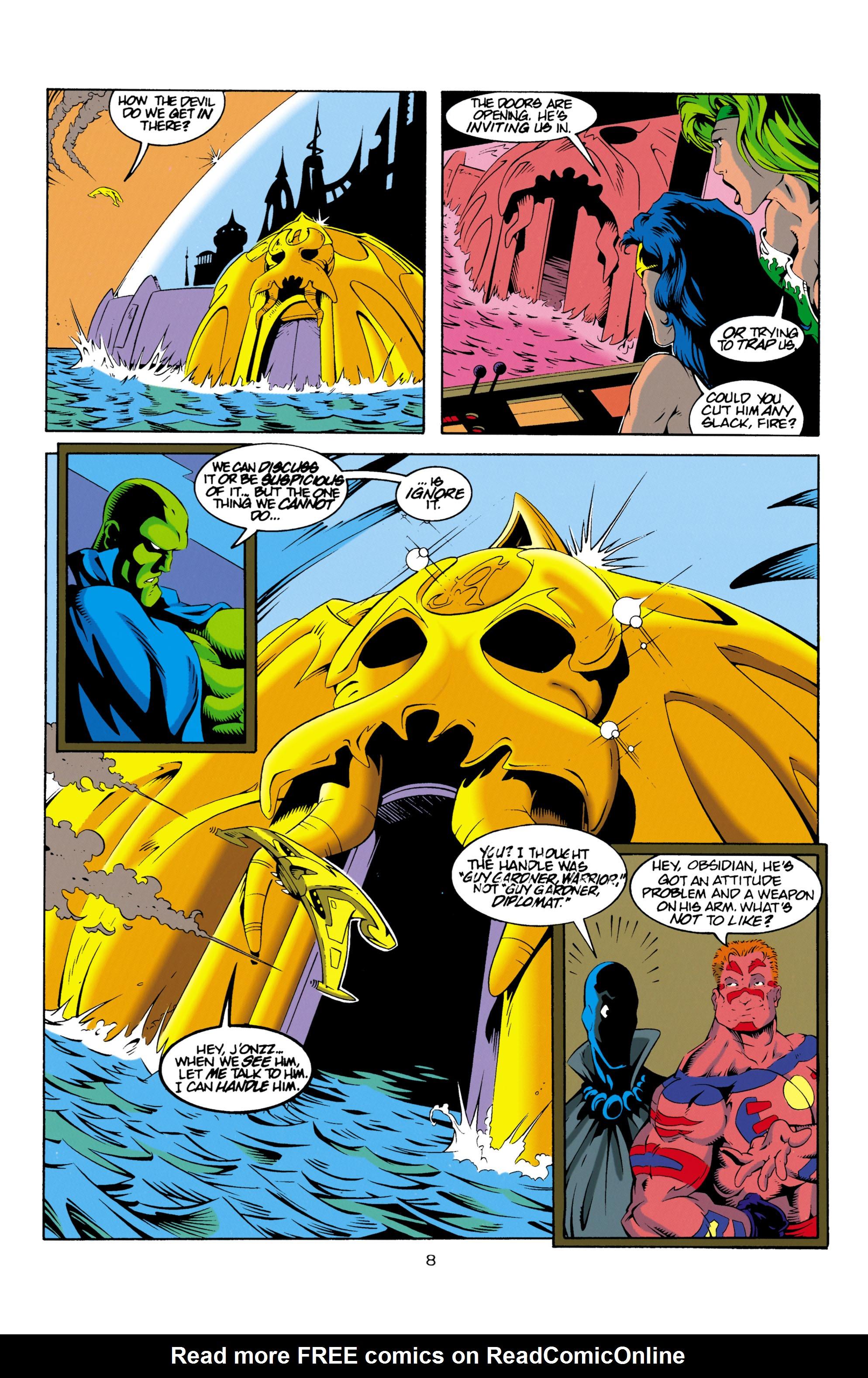 Read online Aquaman (1994) comic -  Issue #16 - 9
