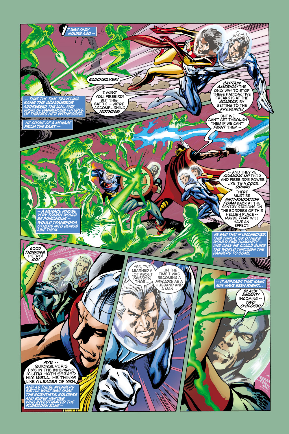 Read online Avengers (1998) comic -  Issue #43 - 7