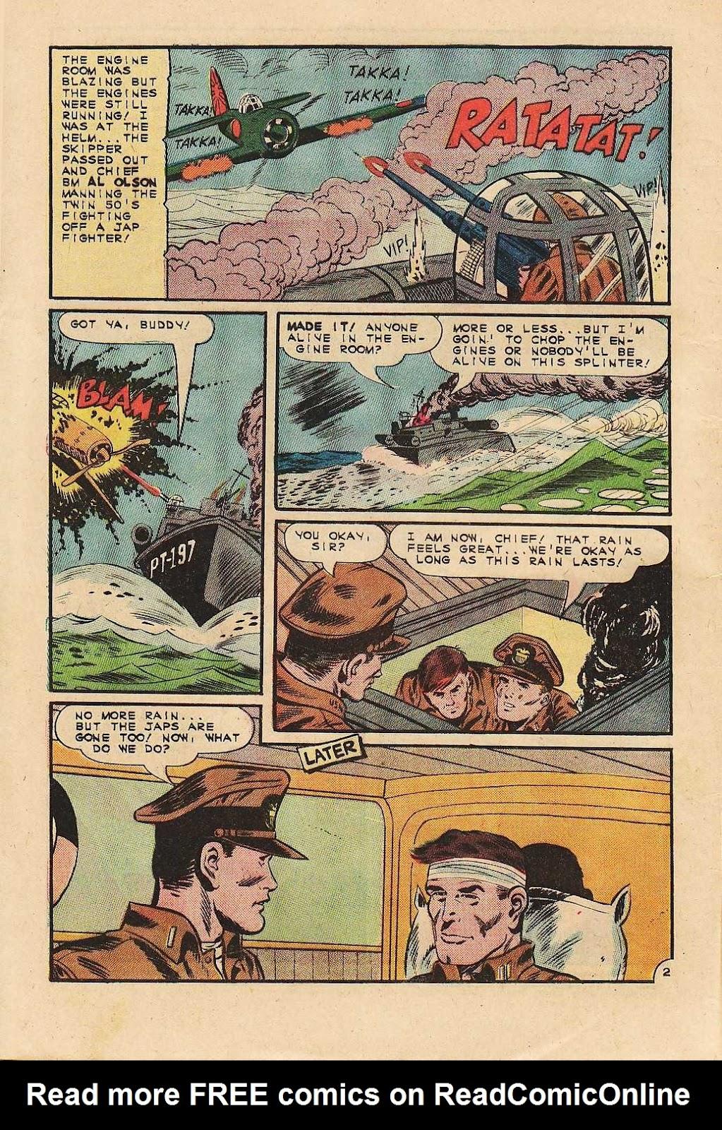 Read online Fightin' Navy comic -  Issue #121 - 4