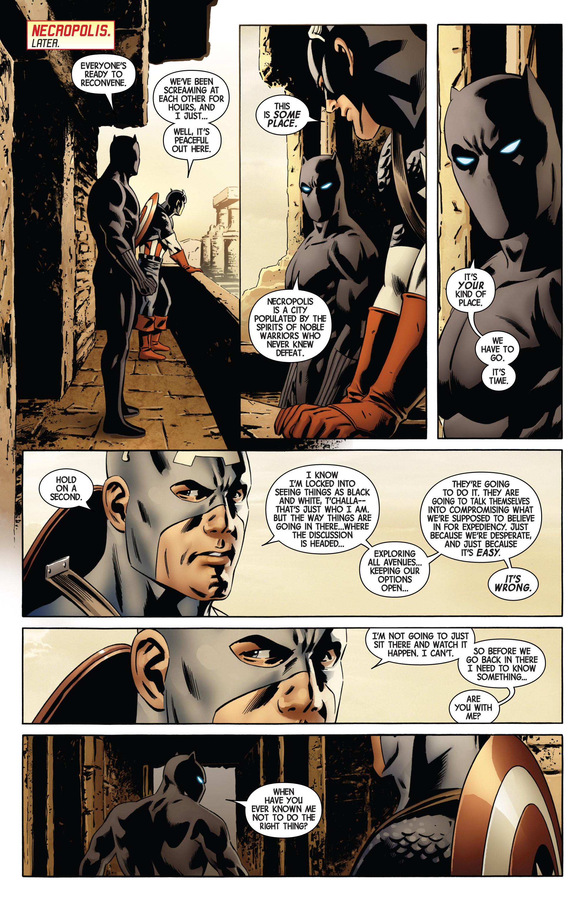 Read online Secret Wars Prelude comic -  Issue # Full - 243