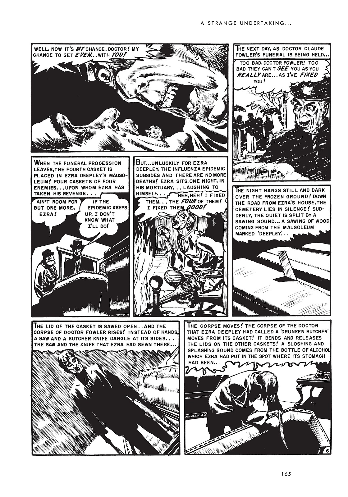 Read online Doctor of Horror and Other Stories comic -  Issue # TPB (Part 2) - 81