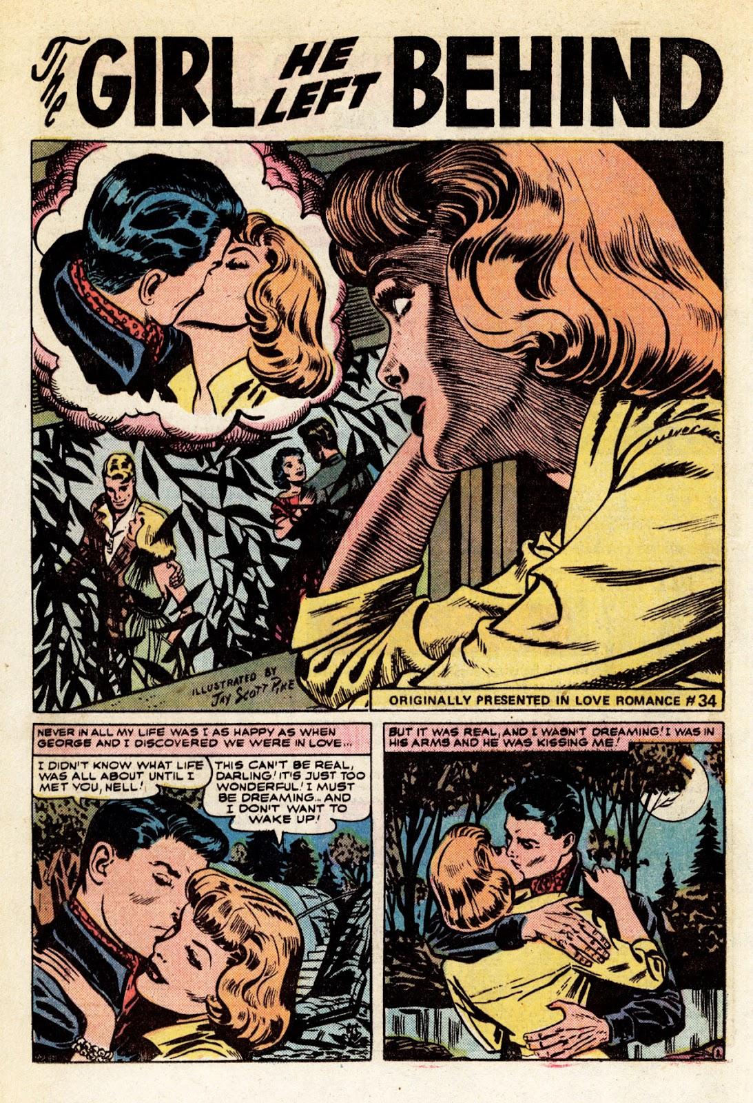 Love Romances (1949) issue 34 - Page 8