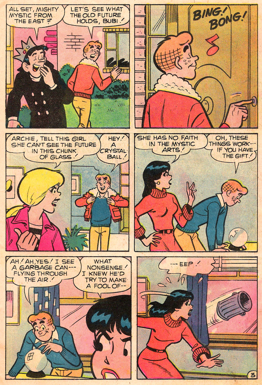 Read online Archie's Girls Betty and Veronica comic -  Issue #258 - 15