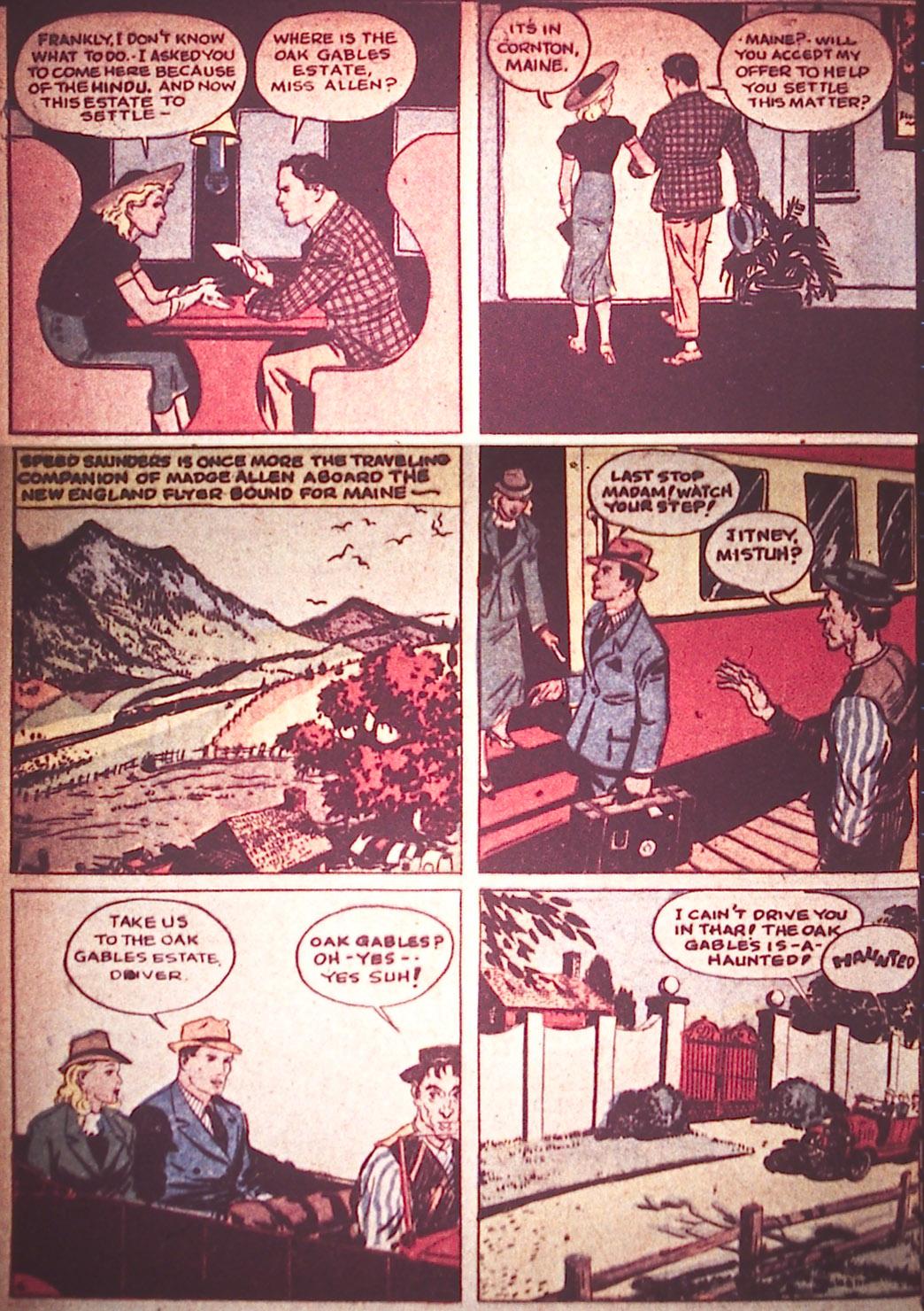 Detective Comics (1937) 10 Page 5