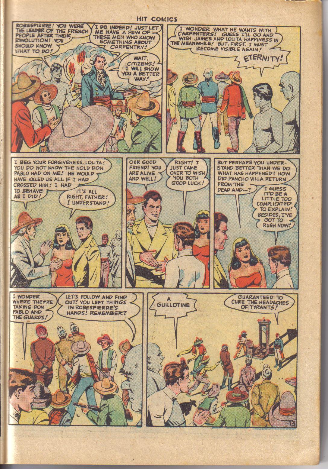 Read online Hit Comics comic -  Issue #45 - 15