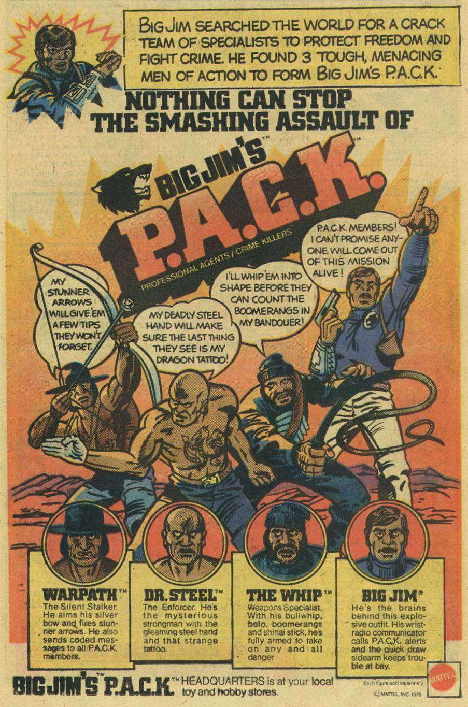Read online Adventure Comics (1938) comic -  Issue #443 - 23