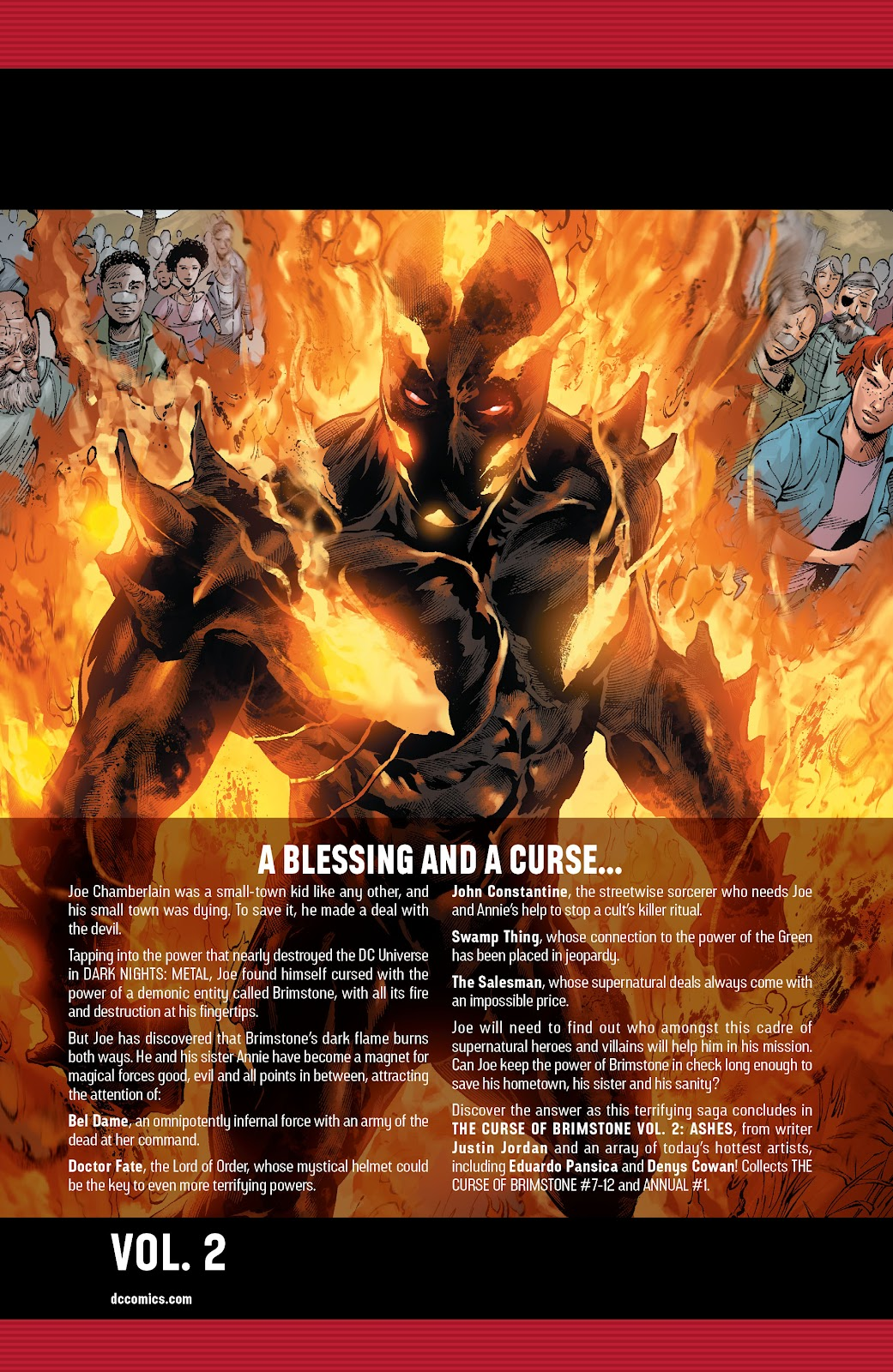 Read online The Curse of Brimstone: Ashes comic -  Issue # TPB (Part 2) - 74