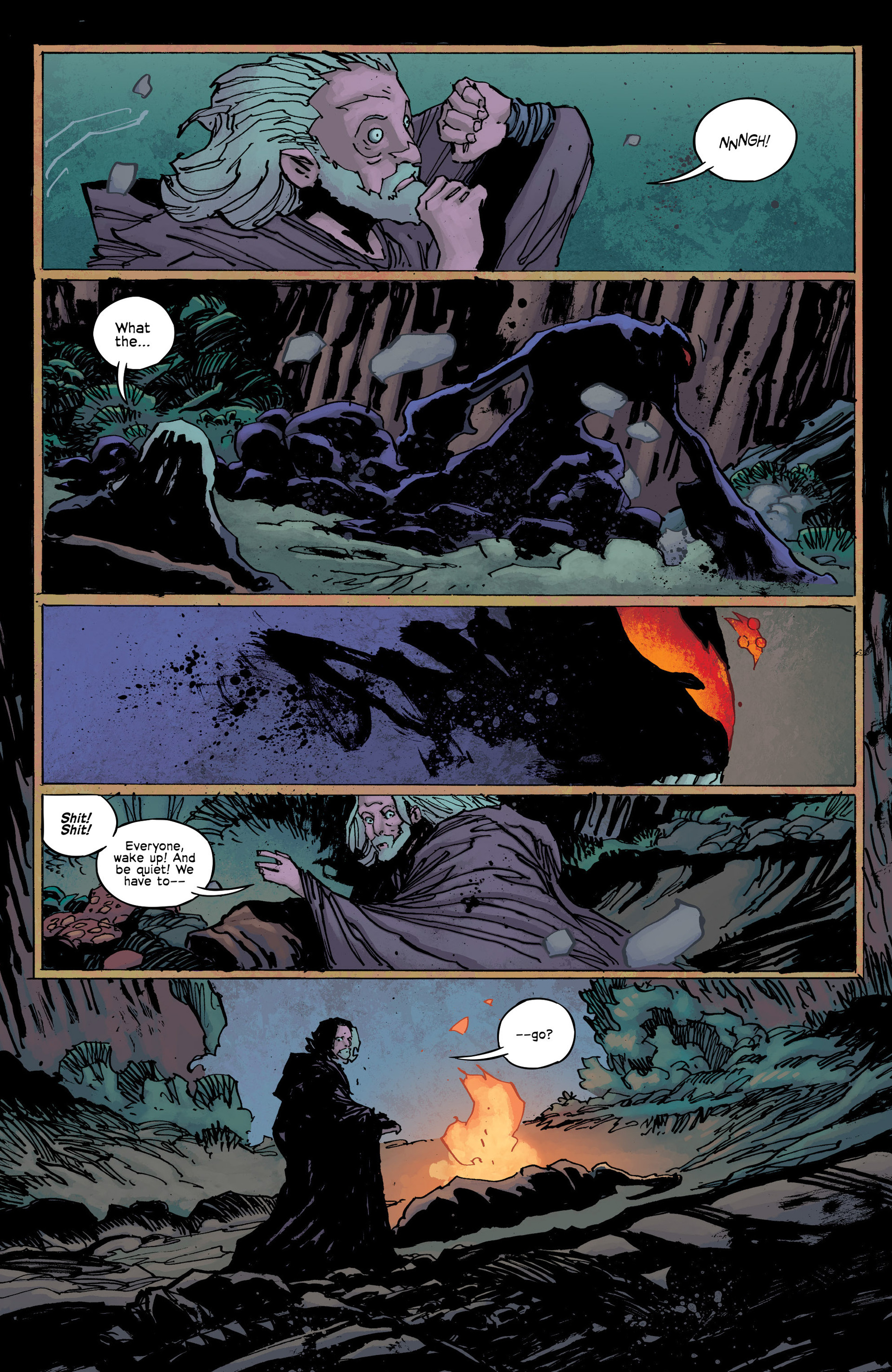 Read online Umbral comic -  Issue #8 - 20