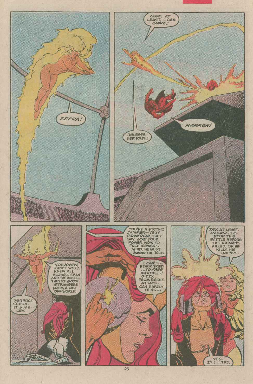 Read online X-Factor (1986) comic -  Issue #49 - 19