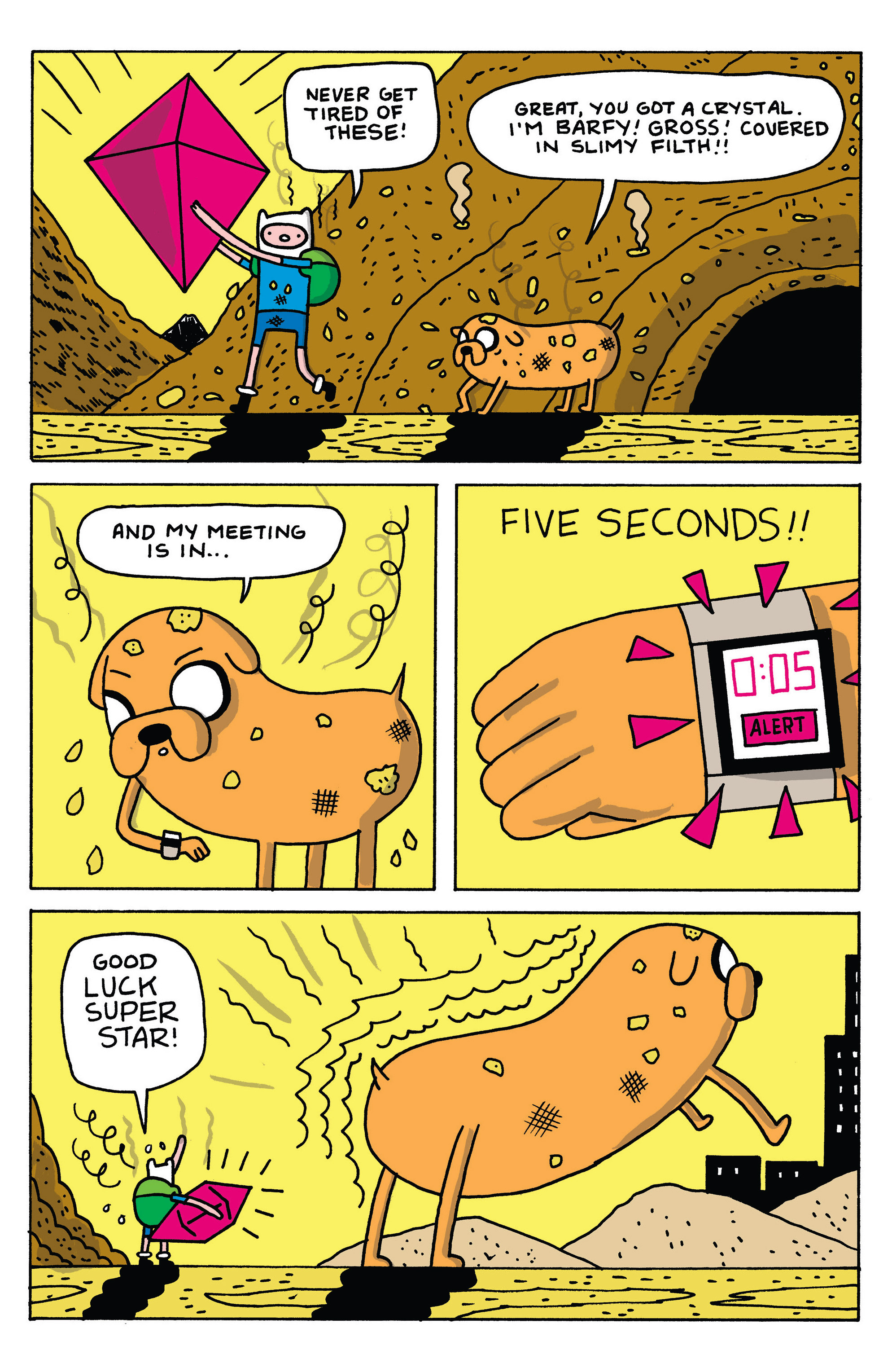 Read online Adventure Time Comics comic -  Issue #2 - 7