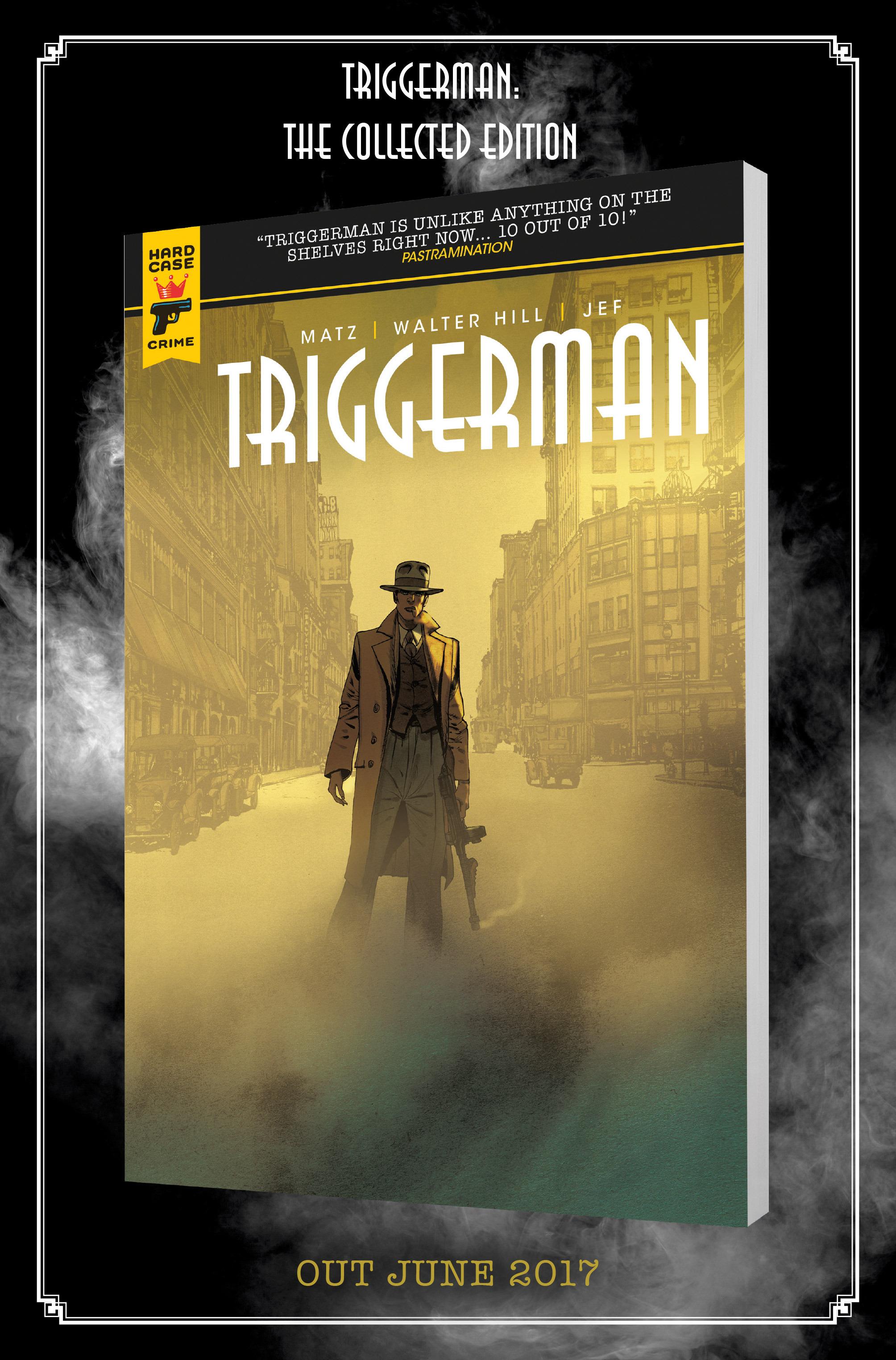 Read online Triggerman comic -  Issue #5 - 31