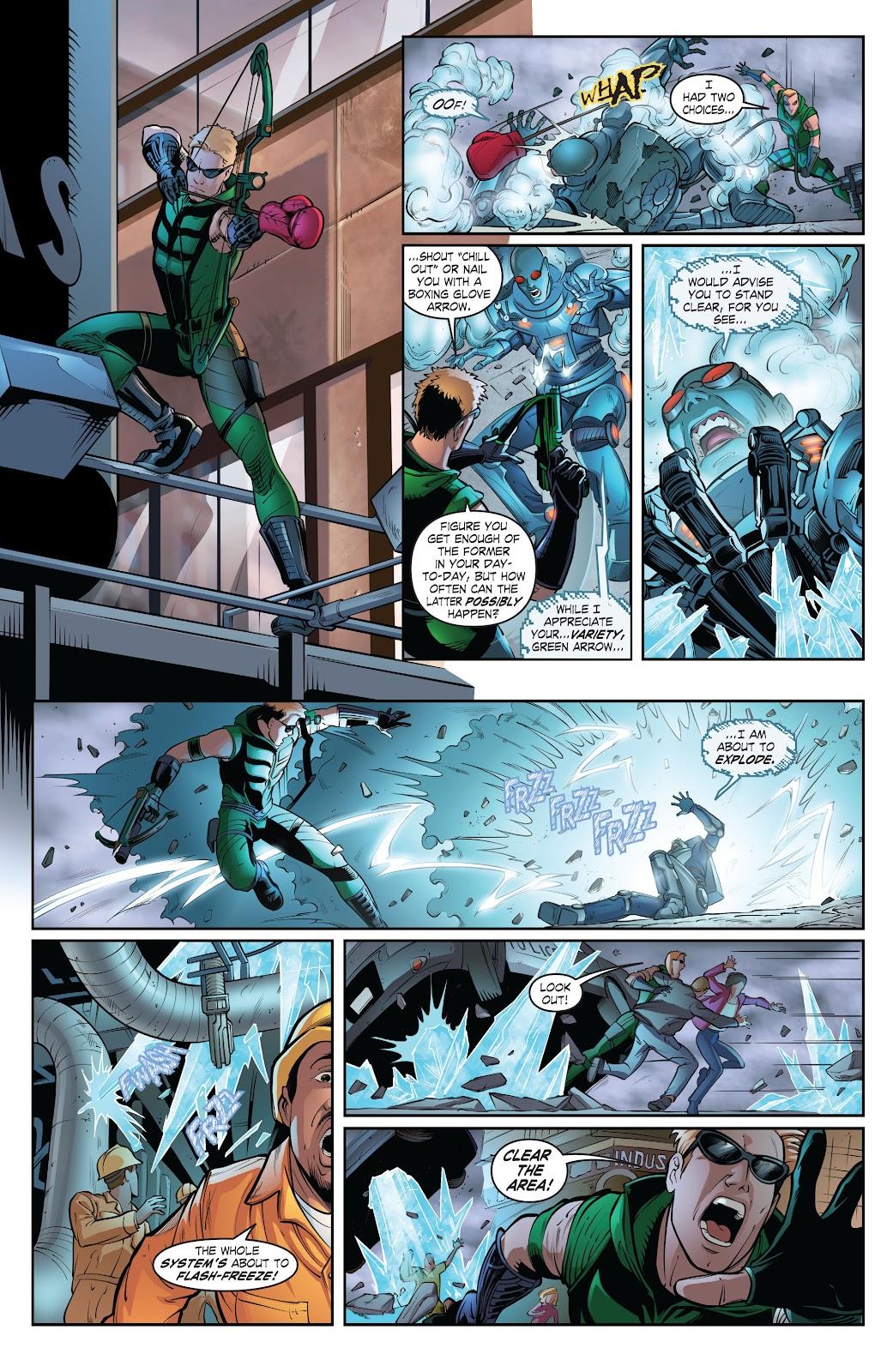 Read online Smallville Season 11 [II] comic -  Issue # TPB 2 - 117