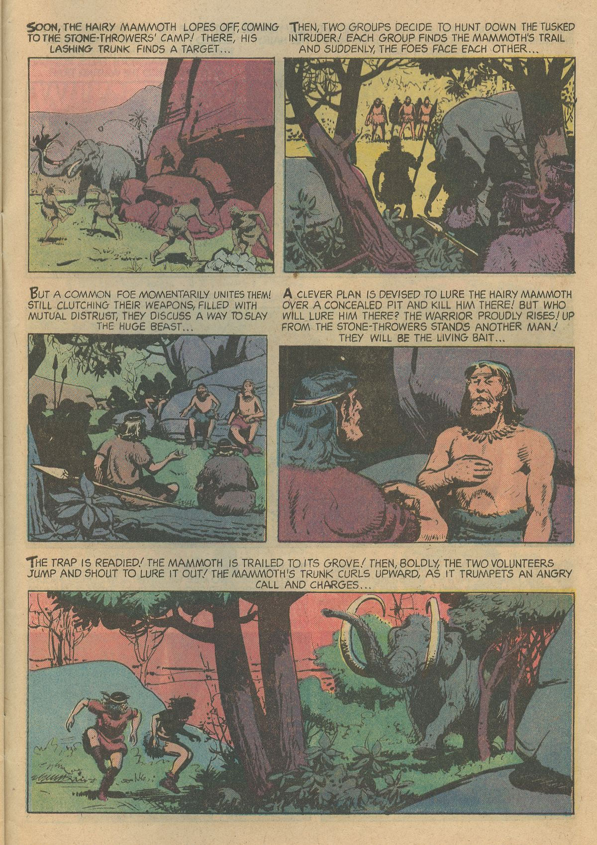 Read online Turok, Son of Stone comic -  Issue #128 - 33