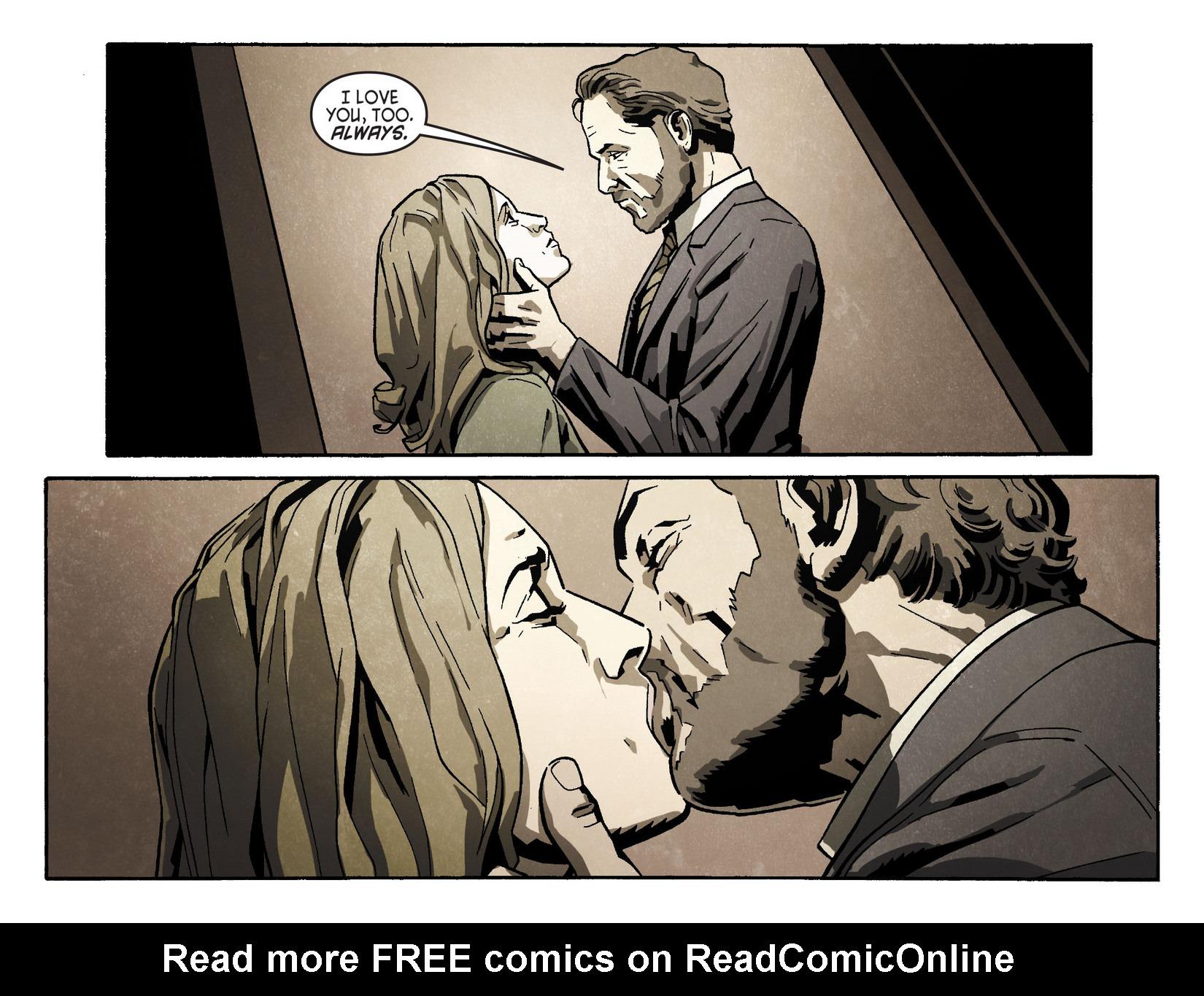 Read online Arrow [II] comic -  Issue #5 - 18
