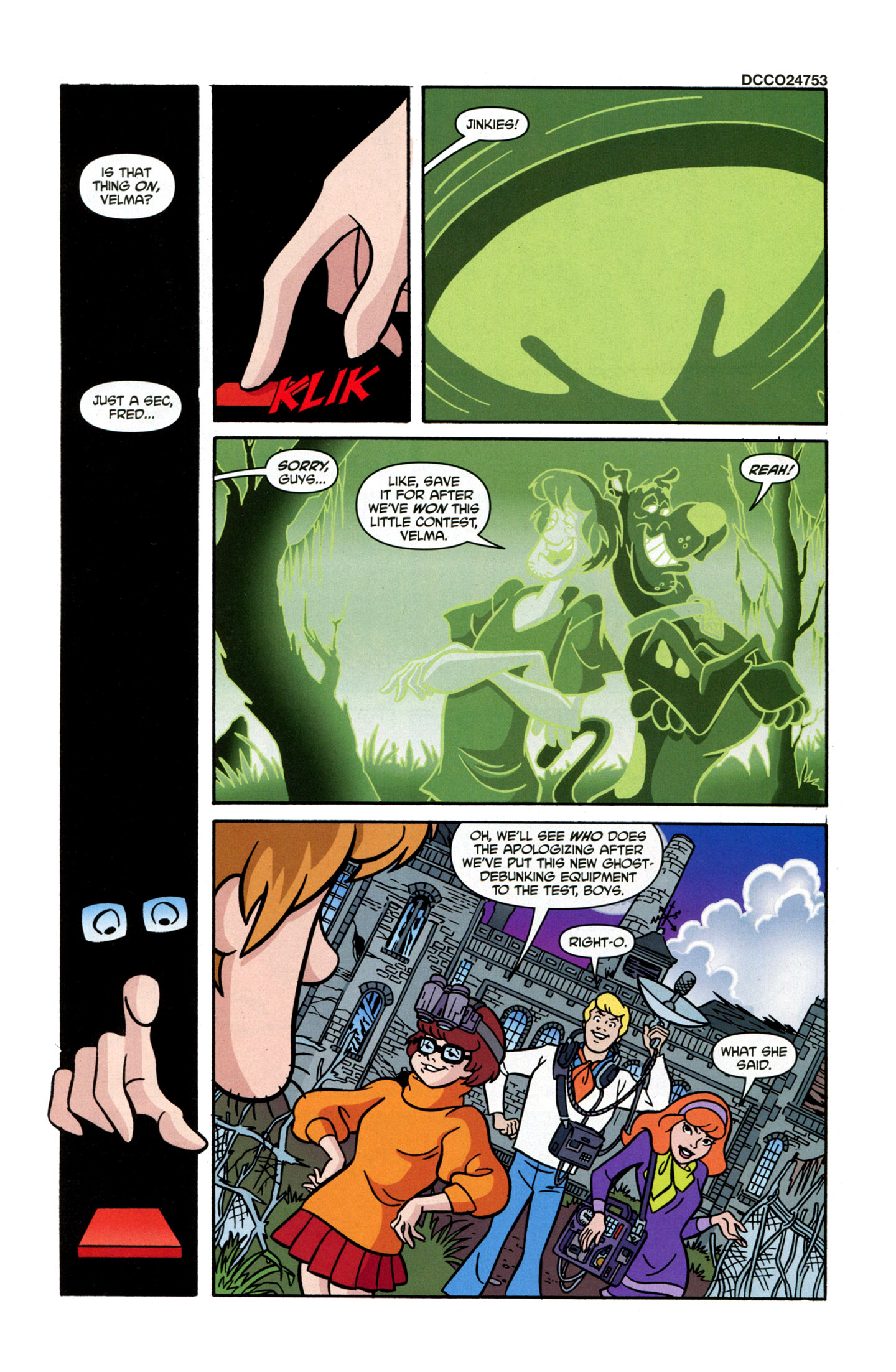 Read online Scooby-Doo: Where Are You? comic -  Issue #19 - 3