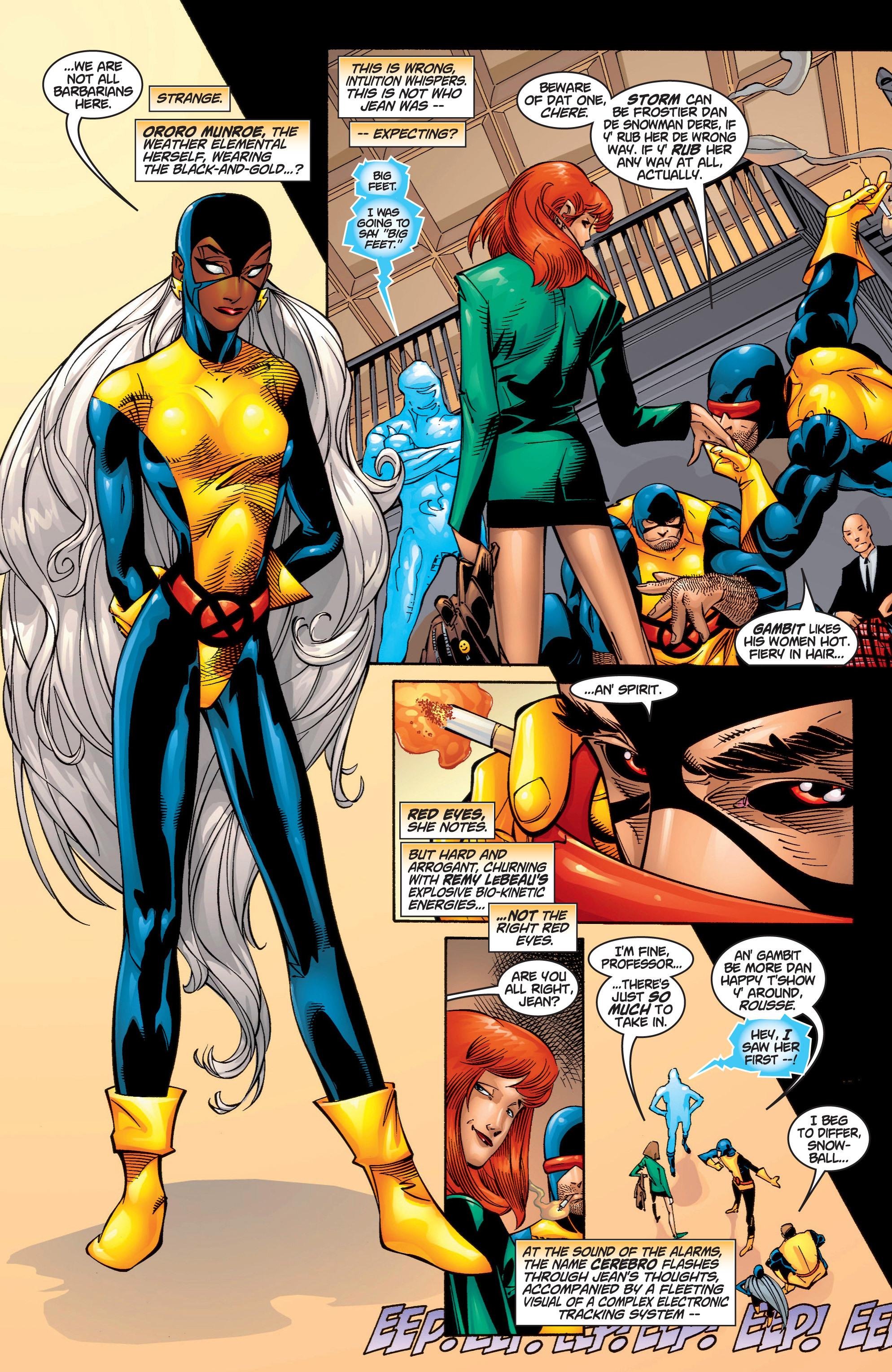 Read online Uncanny X-Men (1963) comic -  Issue #378 - 5