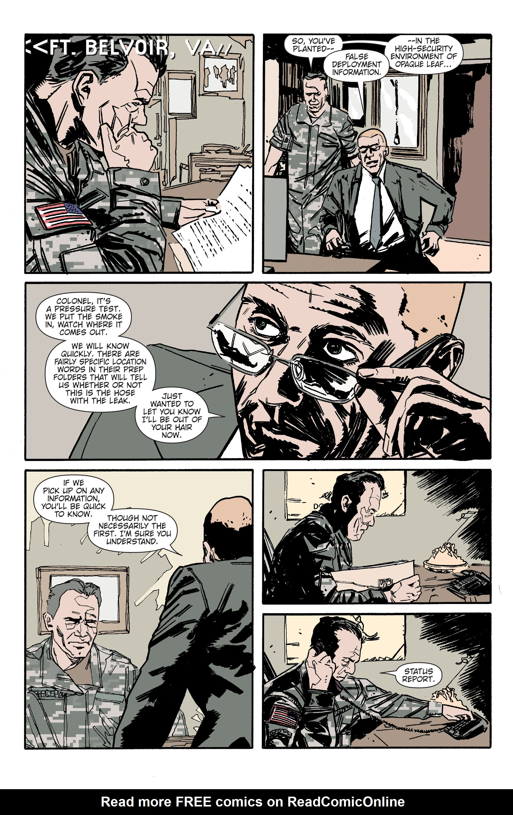 Read online The Activity comic -  Issue #9 - 15