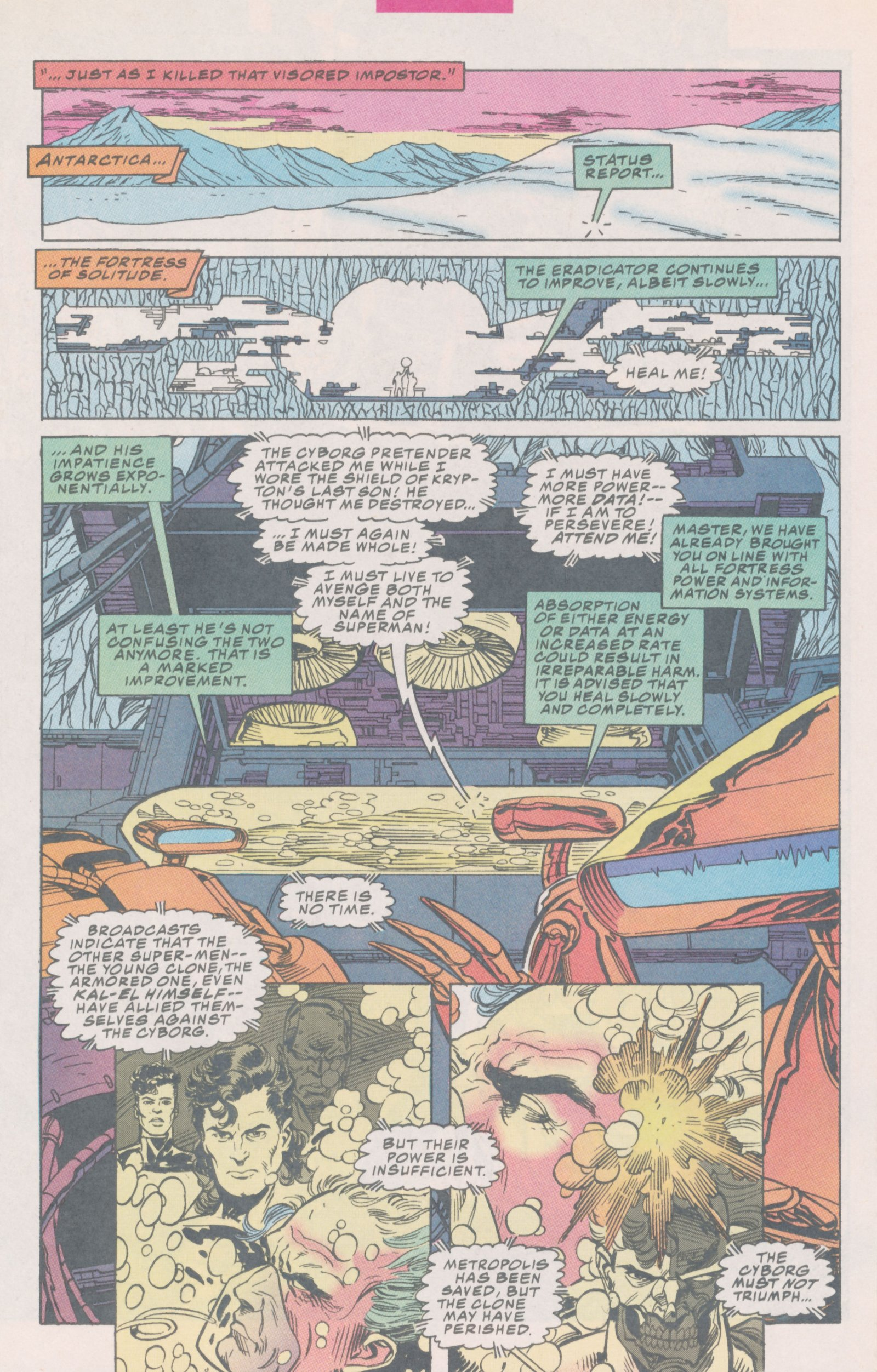 Read online Action Comics (1938) comic -  Issue #691 - 17
