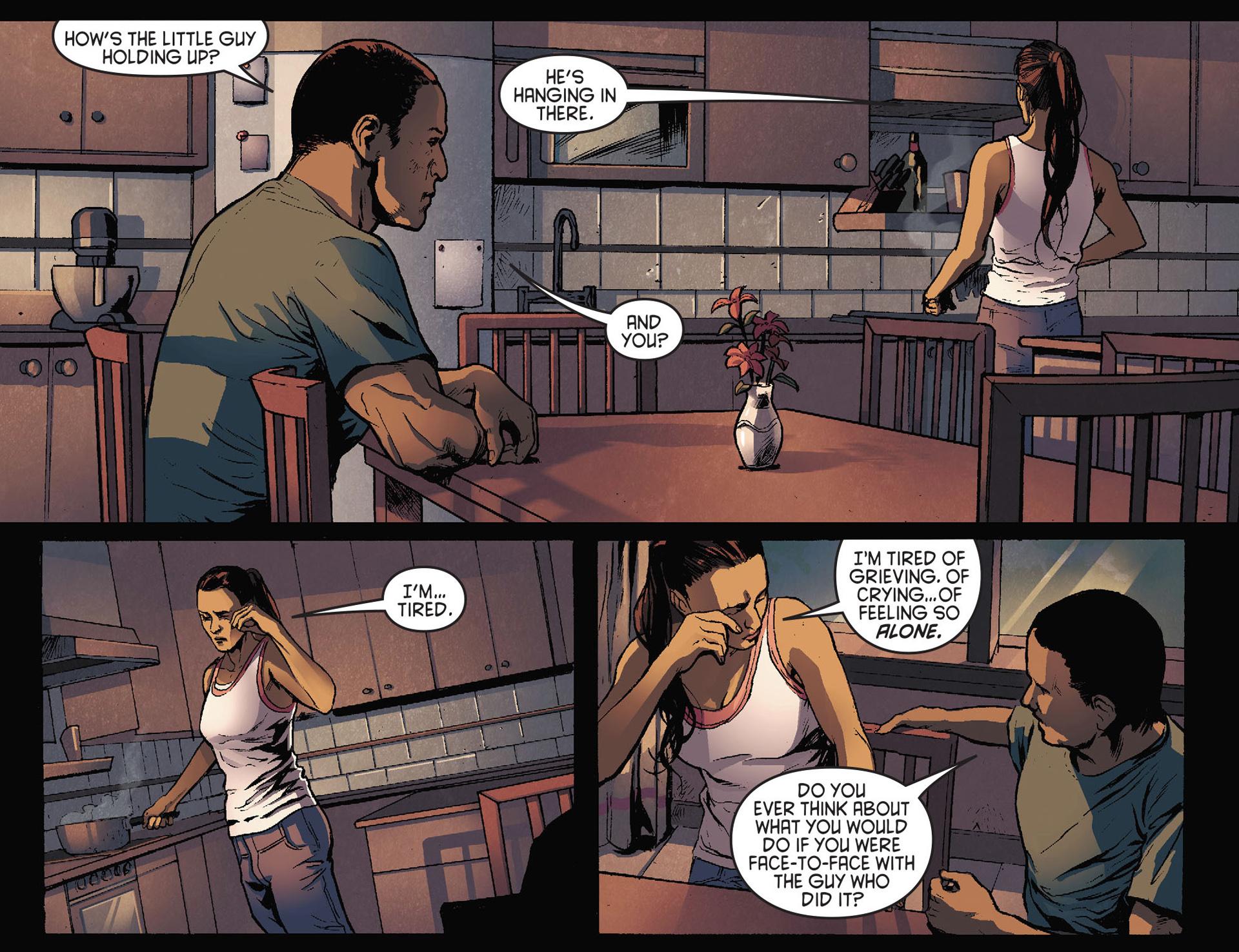 Read online Arrow [II] comic -  Issue #28 - 9