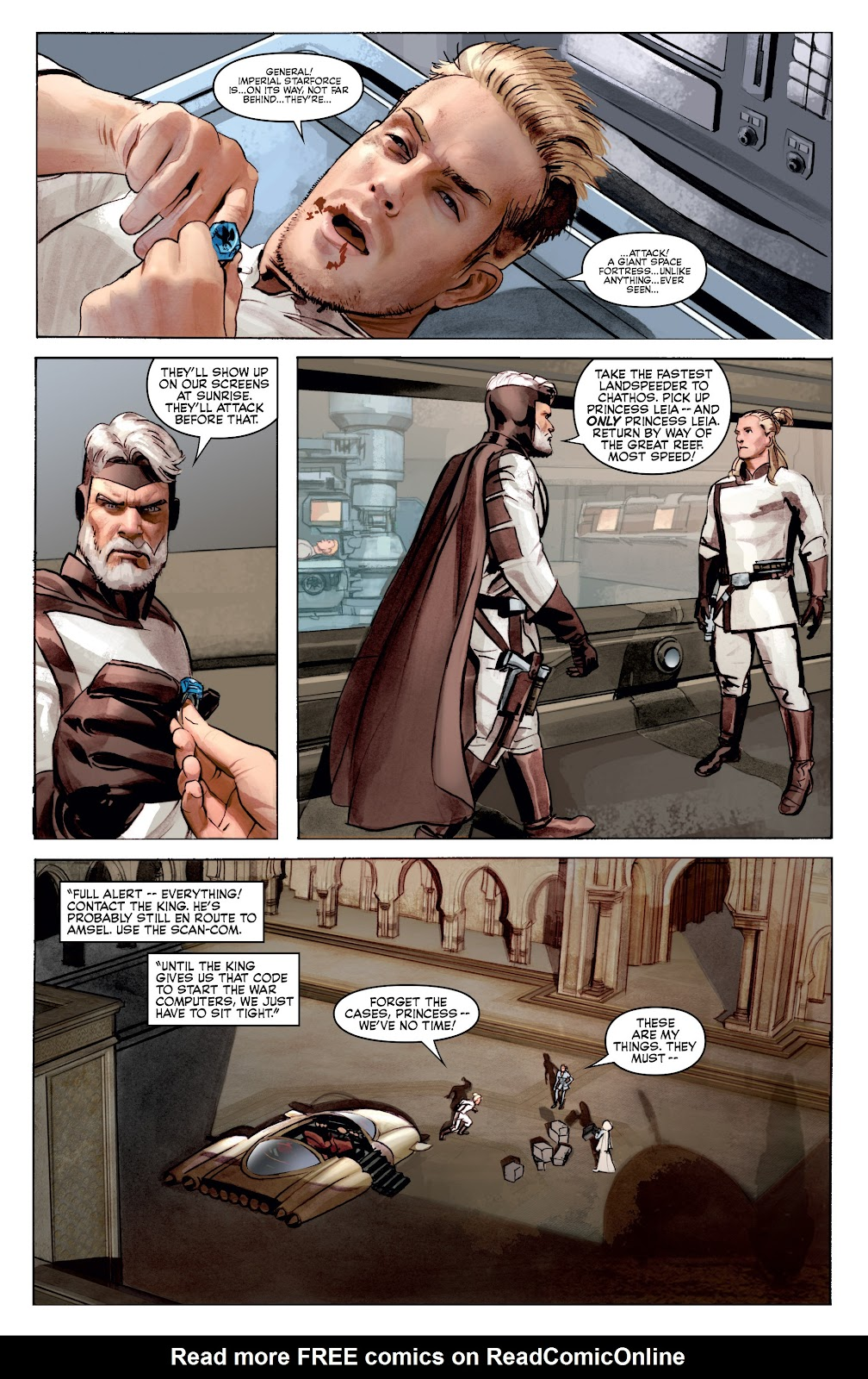 Read online Star Wars Legends: Infinities - Epic Collection comic -  Issue # TPB (Part 4) - 28