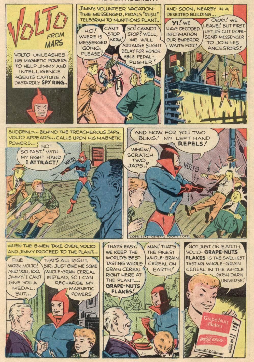Read online Adventure Comics (1938) comic -  Issue #100 - 30
