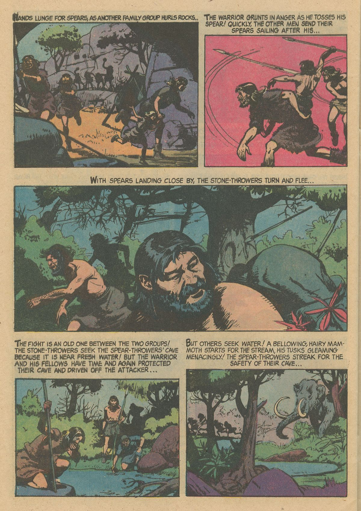 Read online Turok, Son of Stone comic -  Issue #128 - 32
