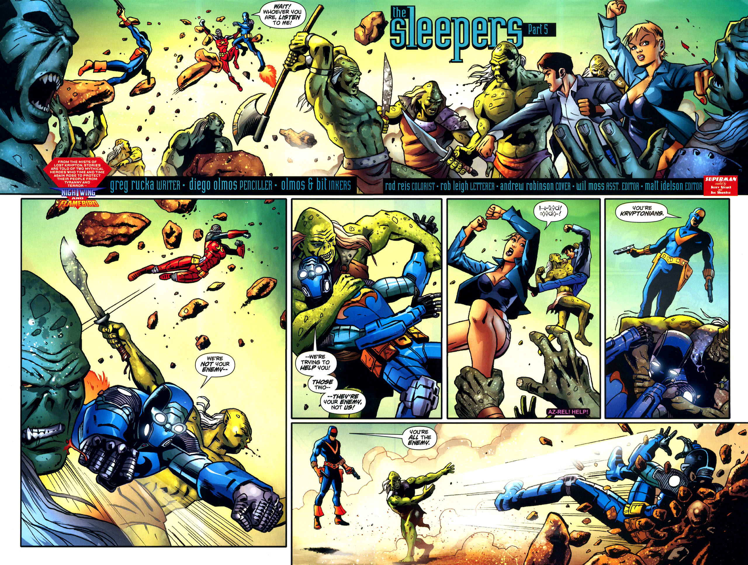 Action Comics (1938) 879 Page 2