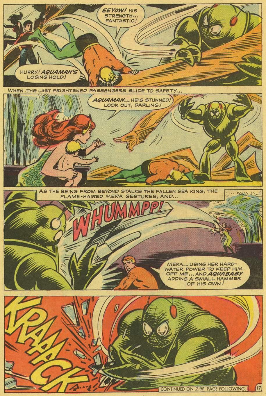 Read online Aquaman (1962) comic -  Issue #36 - 26