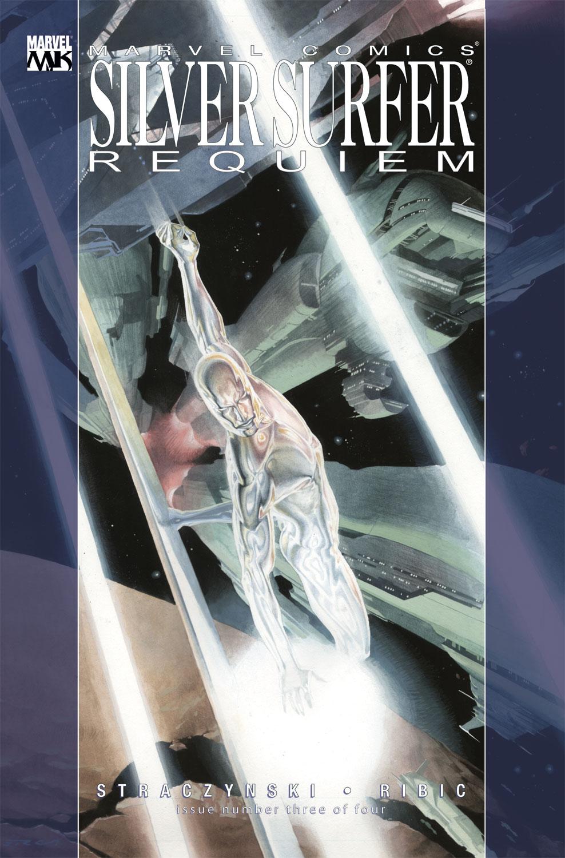 Read online Silver Surfer: Requiem comic -  Issue #3 - 2